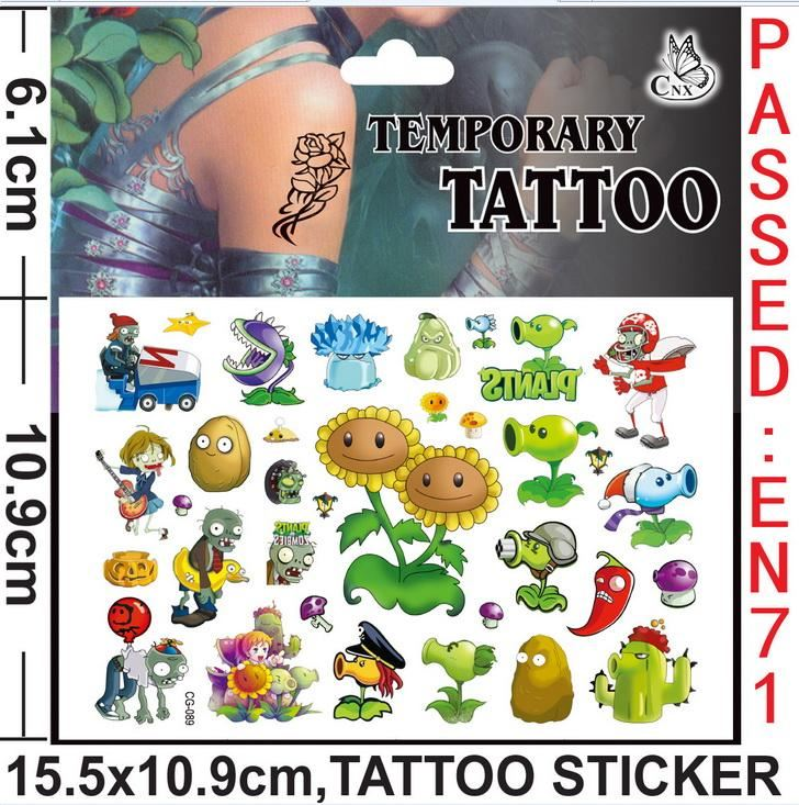 Tattoo Ideas Quick: TATTOOS Kids Party Tattoo Various Designs Quick Easy Safe