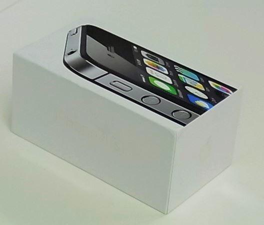 Apple Iphone 4s Black - Eu Spec