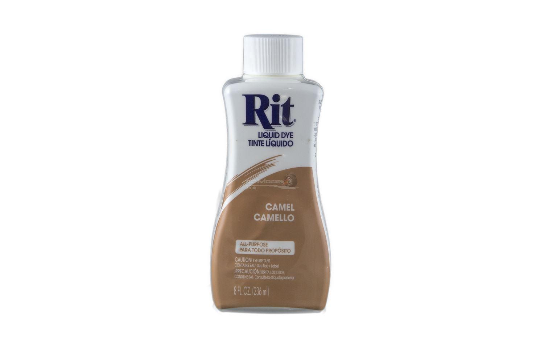 Rit Dye Poowder Dark Brown Clothing Fabric All Purpose Dye Ritdye Plastic