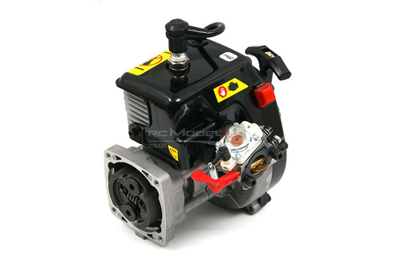 30dn 29cc 4 Bolt Engine Fits 1 5th Scale Rc Baja Rovan Losi 5ive 7426829696836 Ebay
