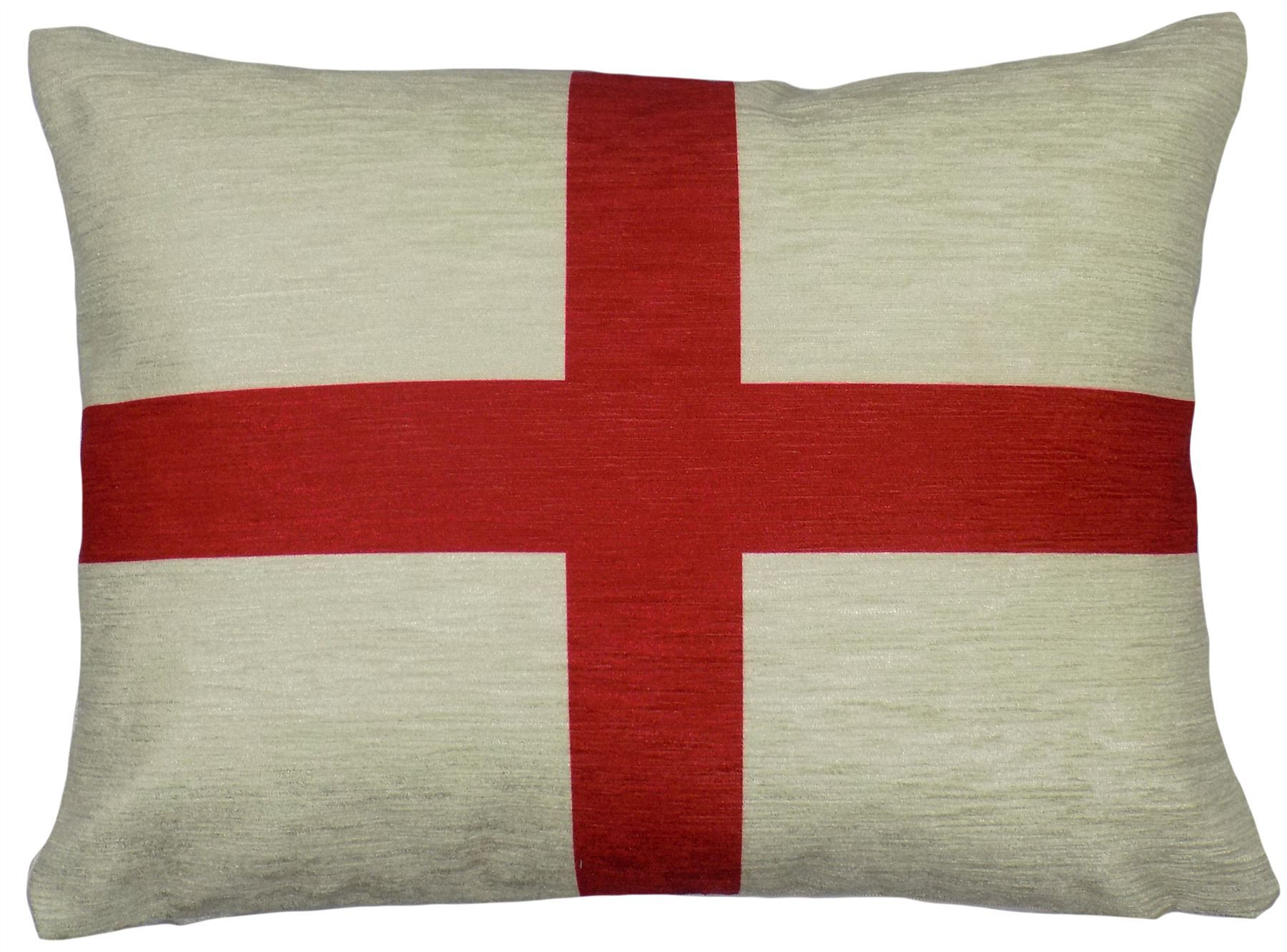 EVANS LICHFIELD UNION JACK FLAG MADE IN THE UK TAPESTRY CUSHION COVER 43 X 33CM