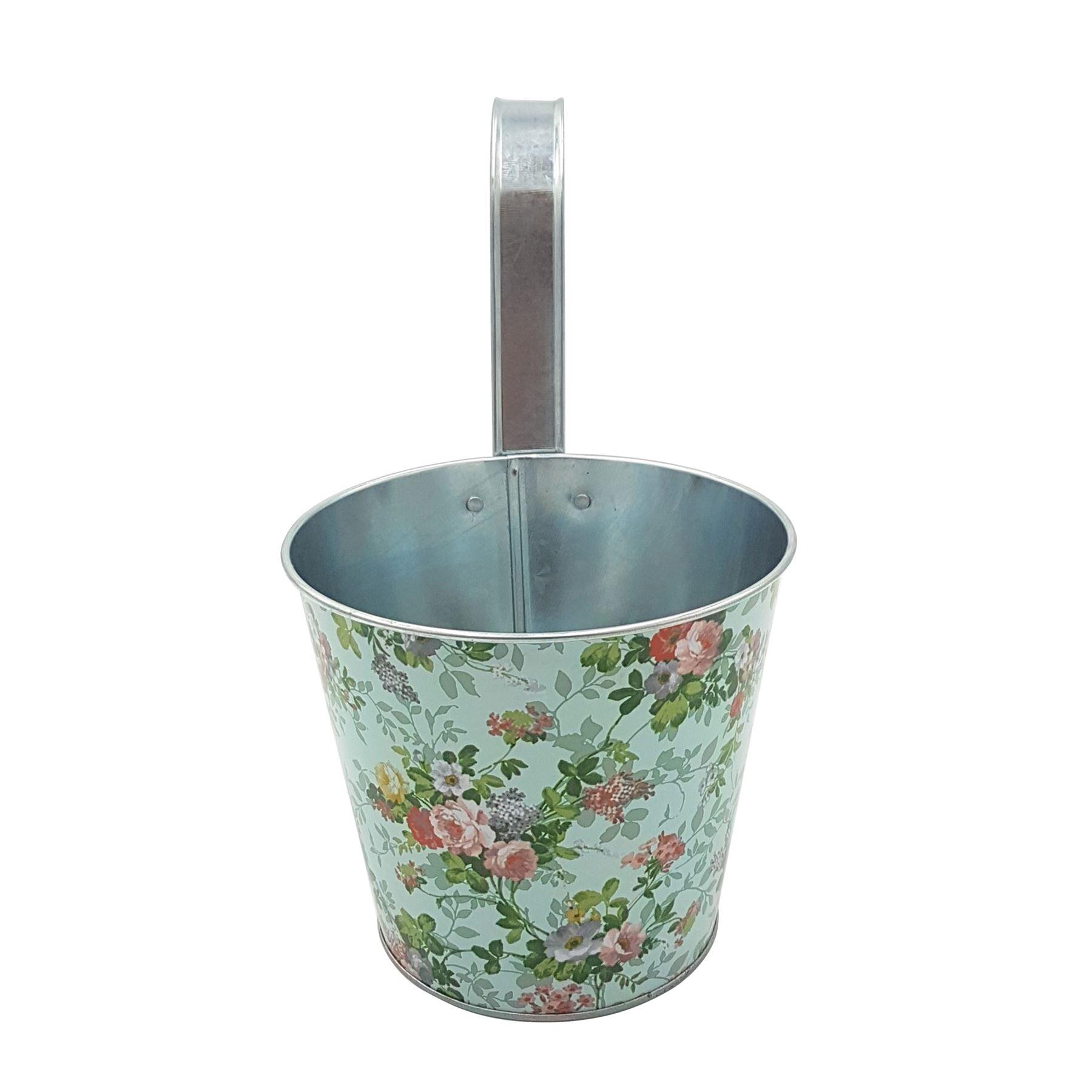 Géotextile Smart grow Pot déco jardin fleurs container 18L 5 Root Pouch marron