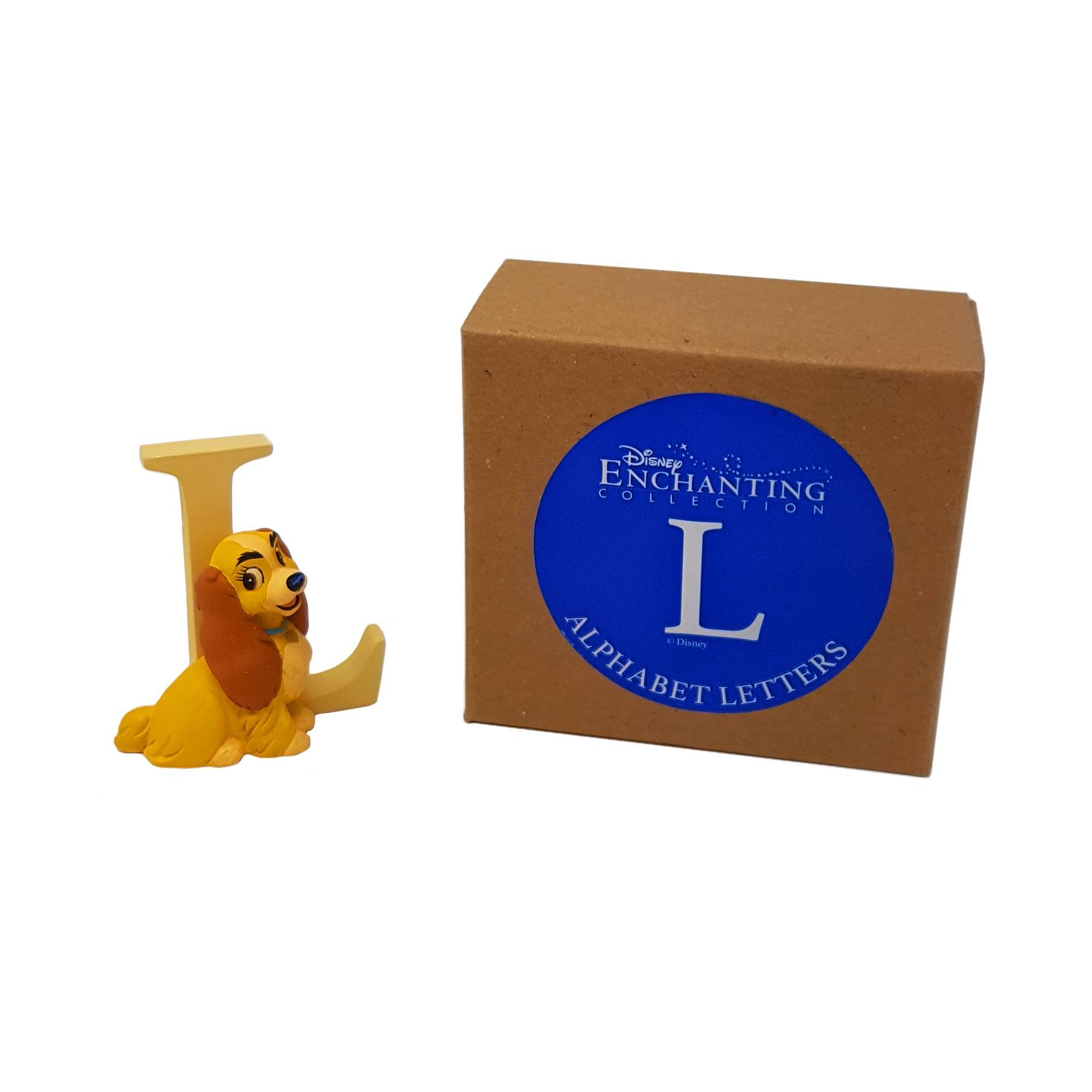 Official Licensed Boxed BEATRIX POTTER Jemima Puddle Duck Alphabet Letter L