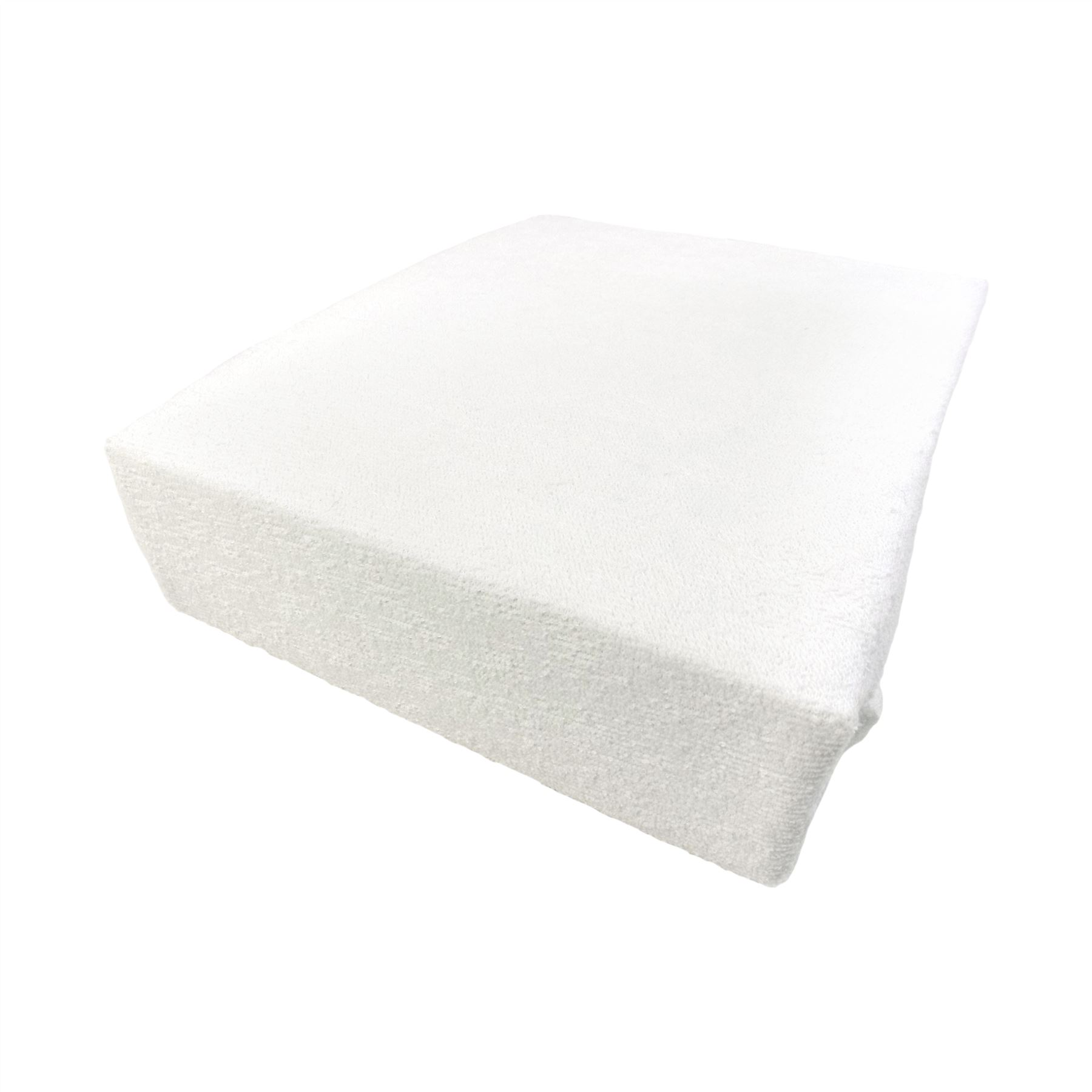 10 X HOTEL QUALITY WATERPROOF TERRY TOWEL DOUBLE MATTRESS PROTECTOR 135 X 190CM
