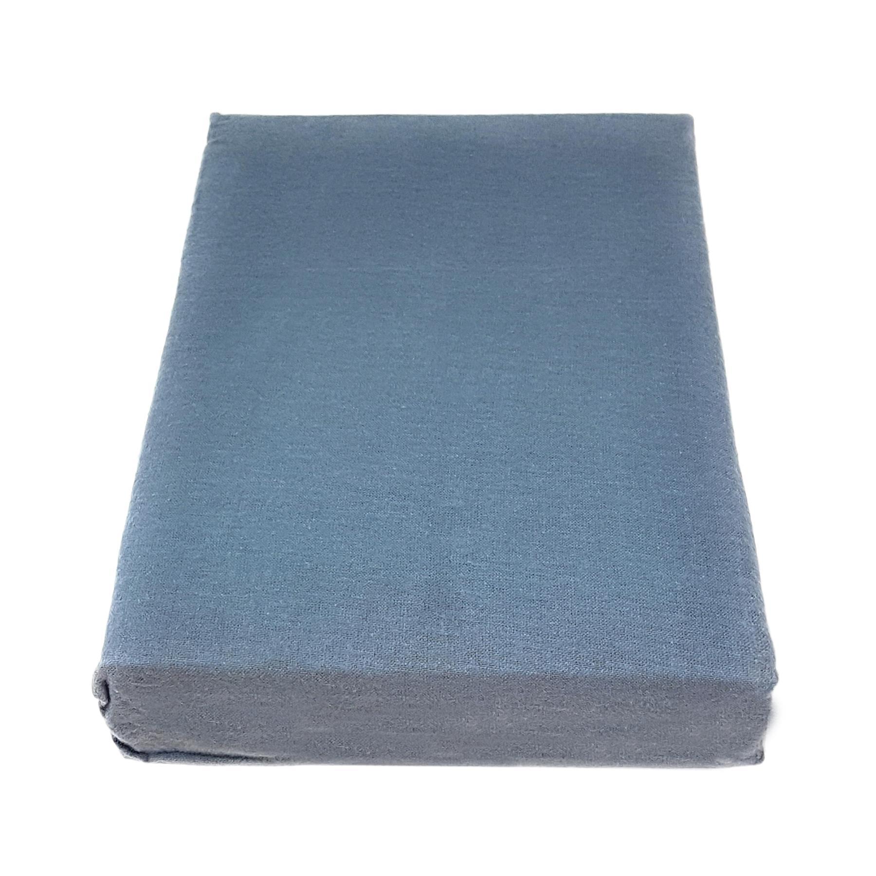 Indus Textiles Drap-Housse en Flanelle 100/% Pur Coton bross/é tr/ès Profond 40 cm Blanc King