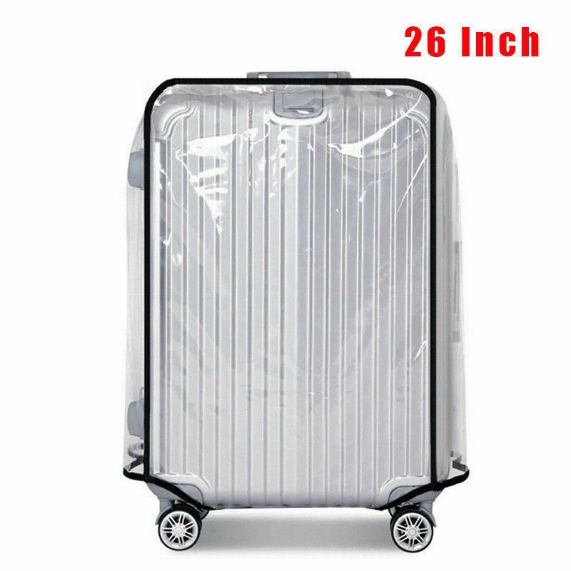 housse de voyage valise transparent protection bagages. Black Bedroom Furniture Sets. Home Design Ideas