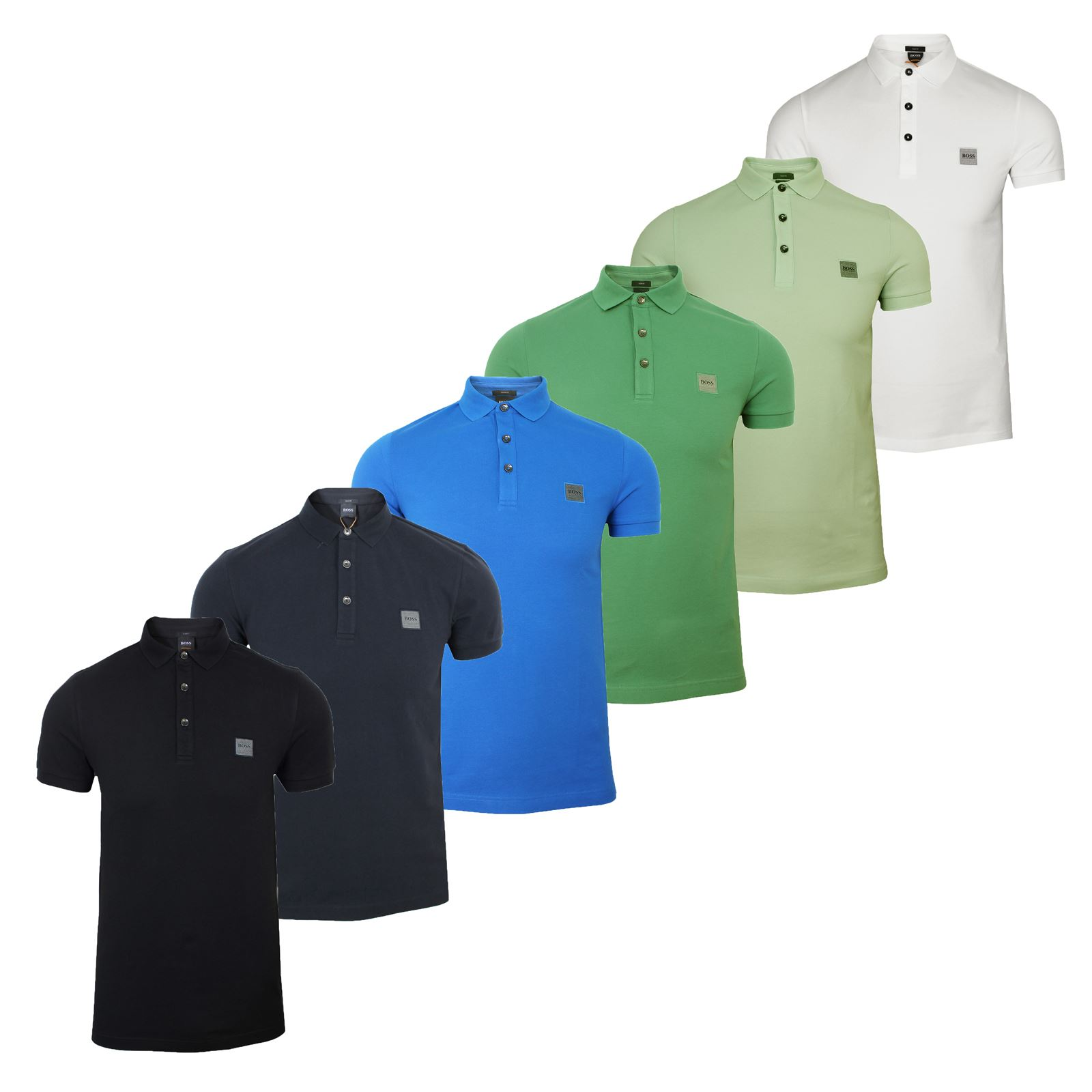 1a2727aa3f HUGO BOSS PASSENGER. Item Description; Hugo Boss Passenger men's polo shirt  ...