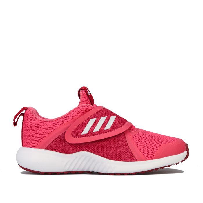 Girl's adidas Junior FortaRun X Hook