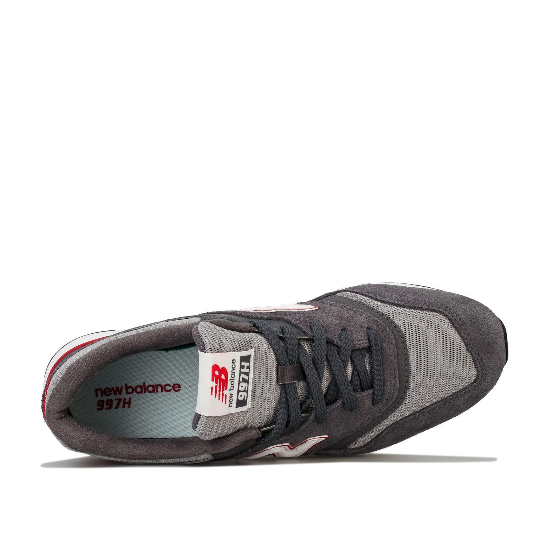 Homme-New-Balance-997-H-Running-Baskets-En-Bleu-Marine-et-Gris miniature 6