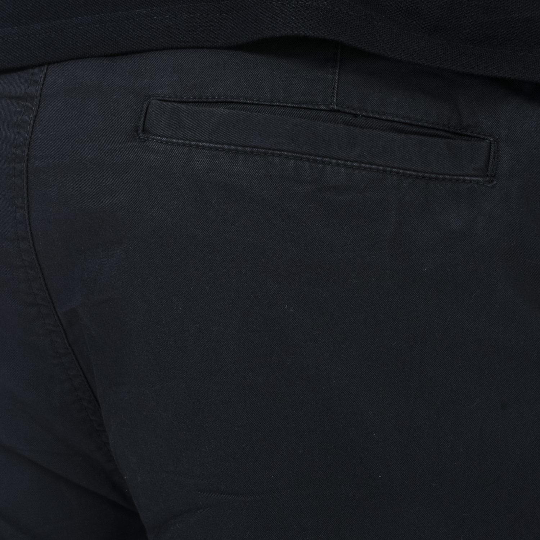 Homme-Weekend-Offender-High-Desert-Coton-Shorts-en-pierre-et-bleu-marine miniature 7