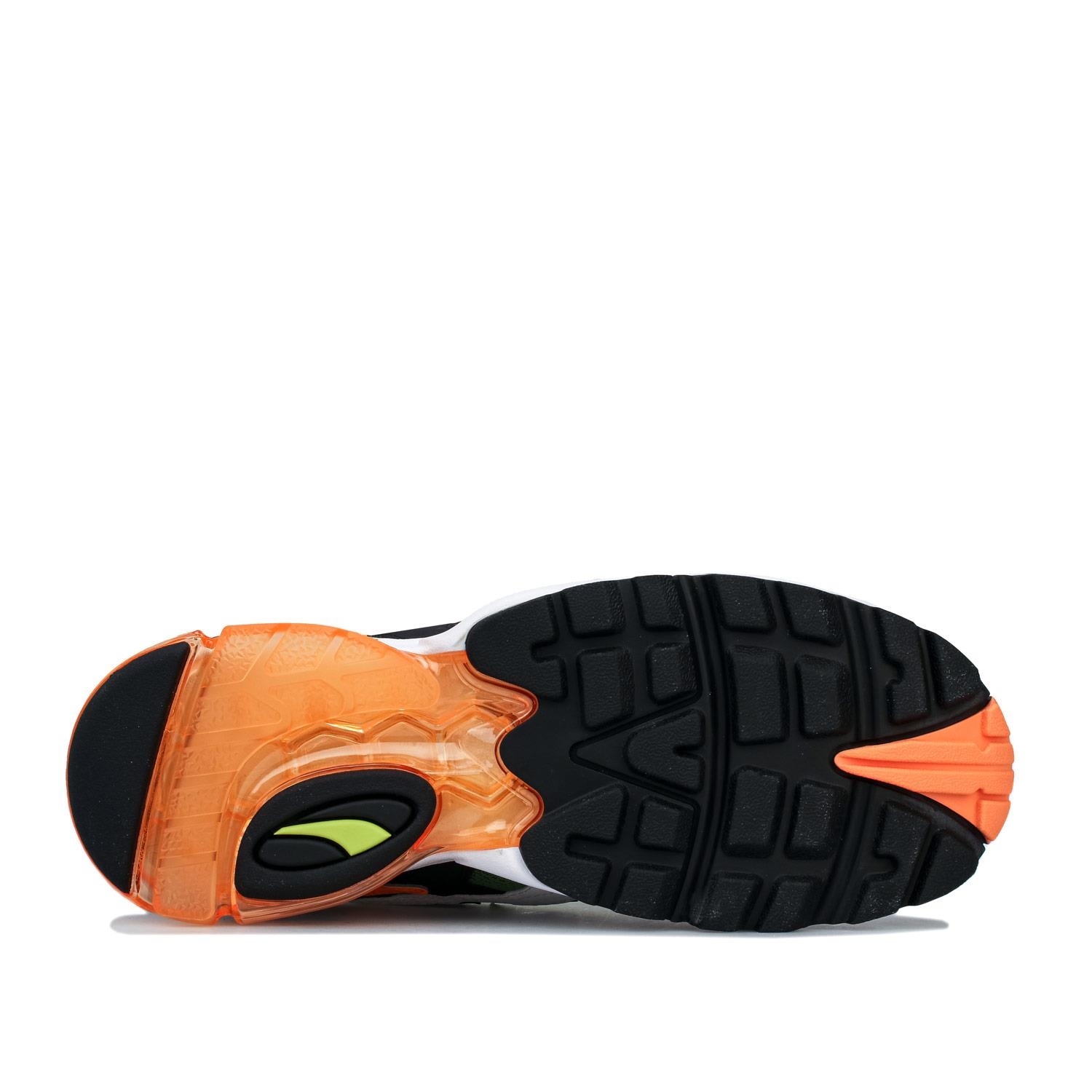 Mens-Puma-Cell-Alien-OG-Trainers-in-Blue-Green-Black-Red-Blue-and-Yellow thumbnail 23