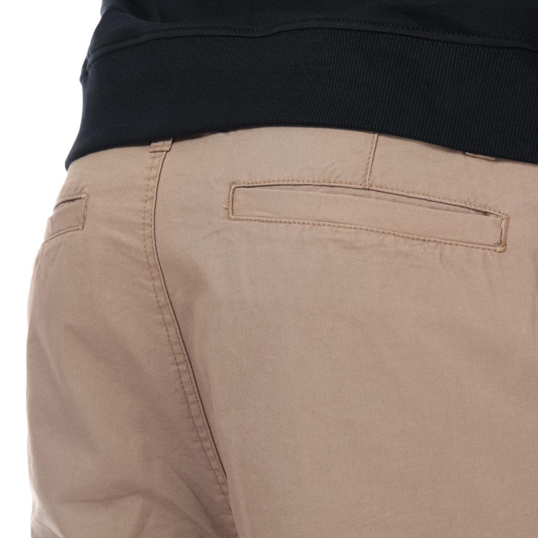 Homme-Weekend-Offender-High-Desert-Coton-Shorts-en-pierre-et-bleu-marine miniature 13
