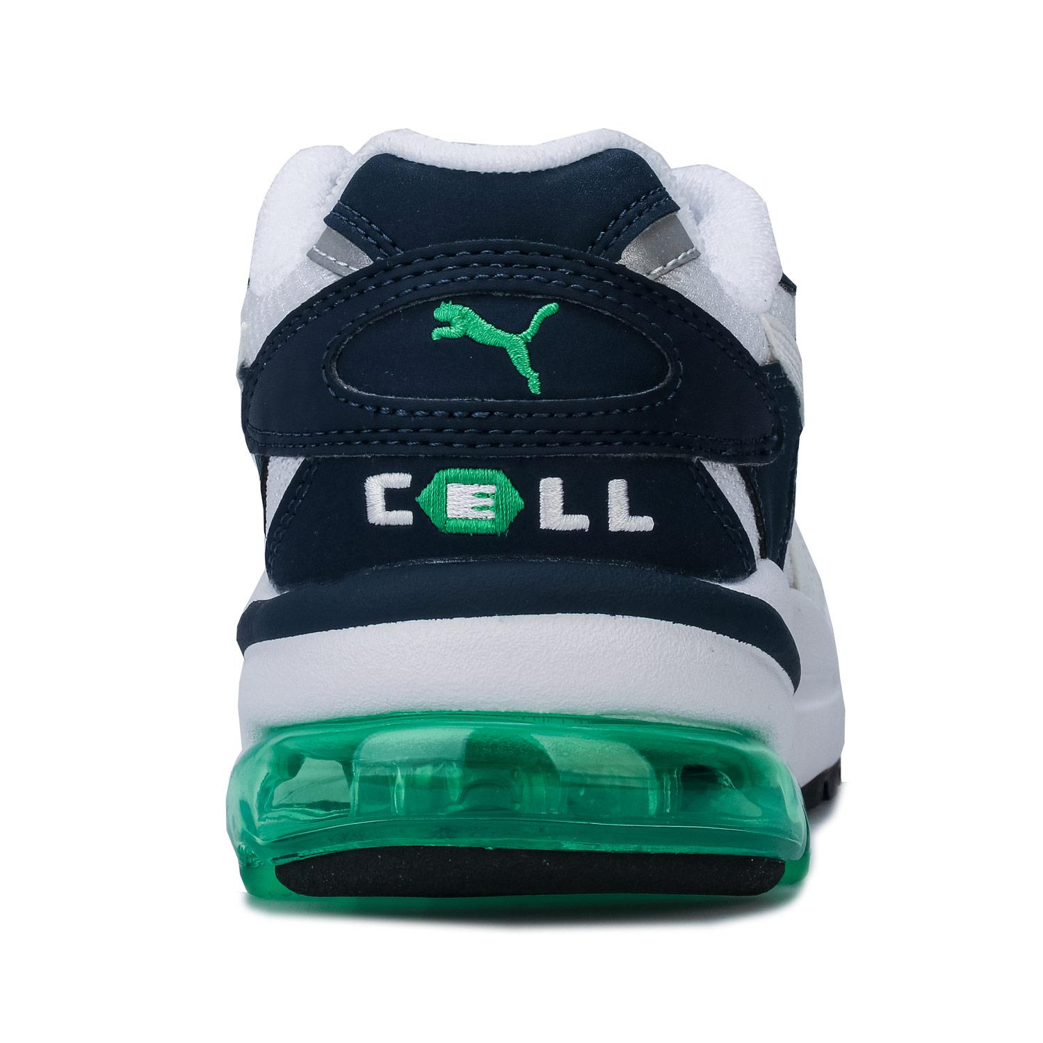 Mens-Puma-Cell-Alien-OG-Trainers-in-Blue-Green-Black-Red-Blue-and-Yellow thumbnail 18