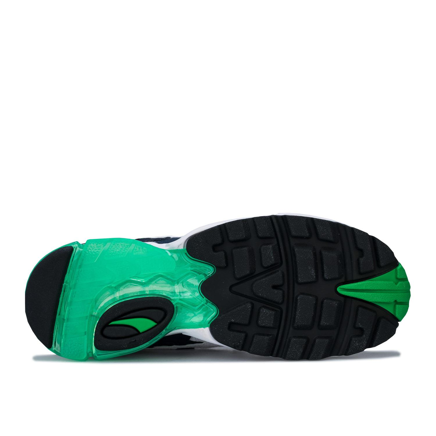 Mens-Puma-Cell-Alien-OG-Trainers-in-Blue-Green-Black-Red-Blue-and-Yellow thumbnail 17