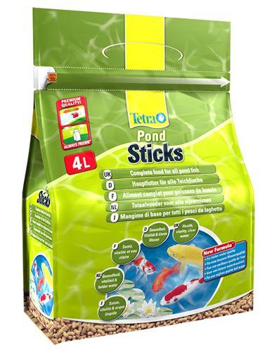 Tetra-Pond-Floating-Fish-Food-Sticks-Goldfish-amp-Koi-Stick