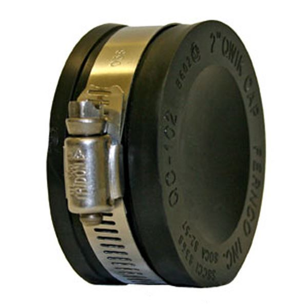 Rubber pipe fittings quot flexible pond connector tee elbow