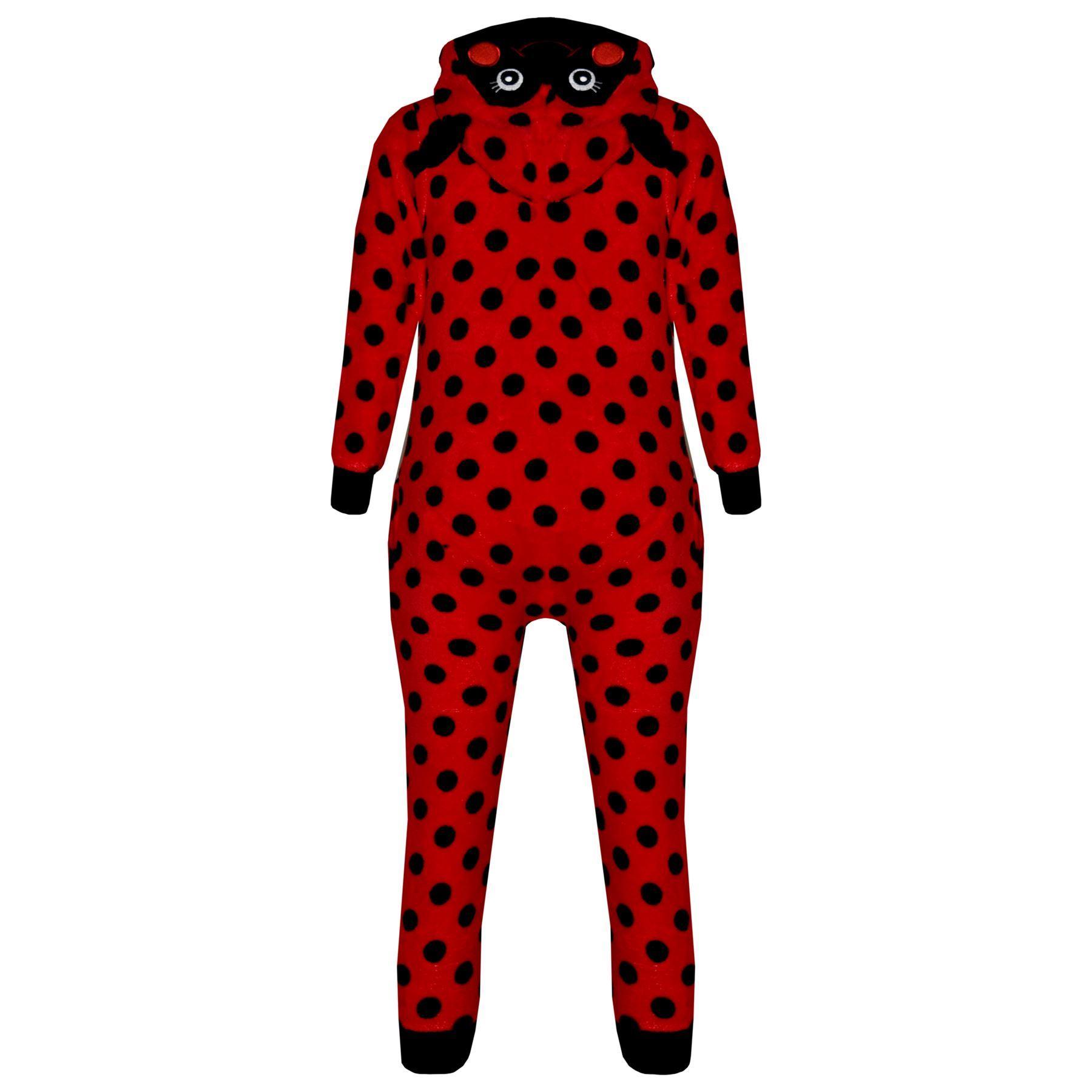 Kids-Girls-Boys-Soft-Fluffy-Animal-Monkey-A2Z-Onesie-One-Piece-Halloween-Costume miniatuur 29