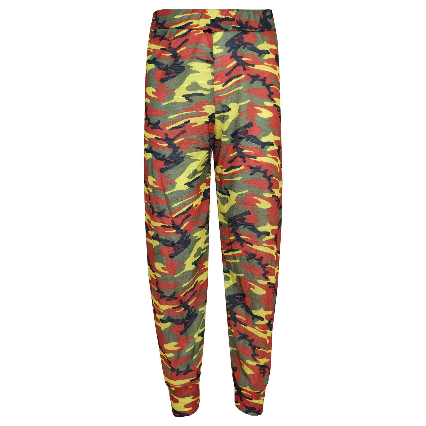 Girls-NEW-YORK-BROOKLYN-98-ATHLECTIC-Camouflage-Print-Top-amp-Legging-Set-7-13-Yr thumbnail 27