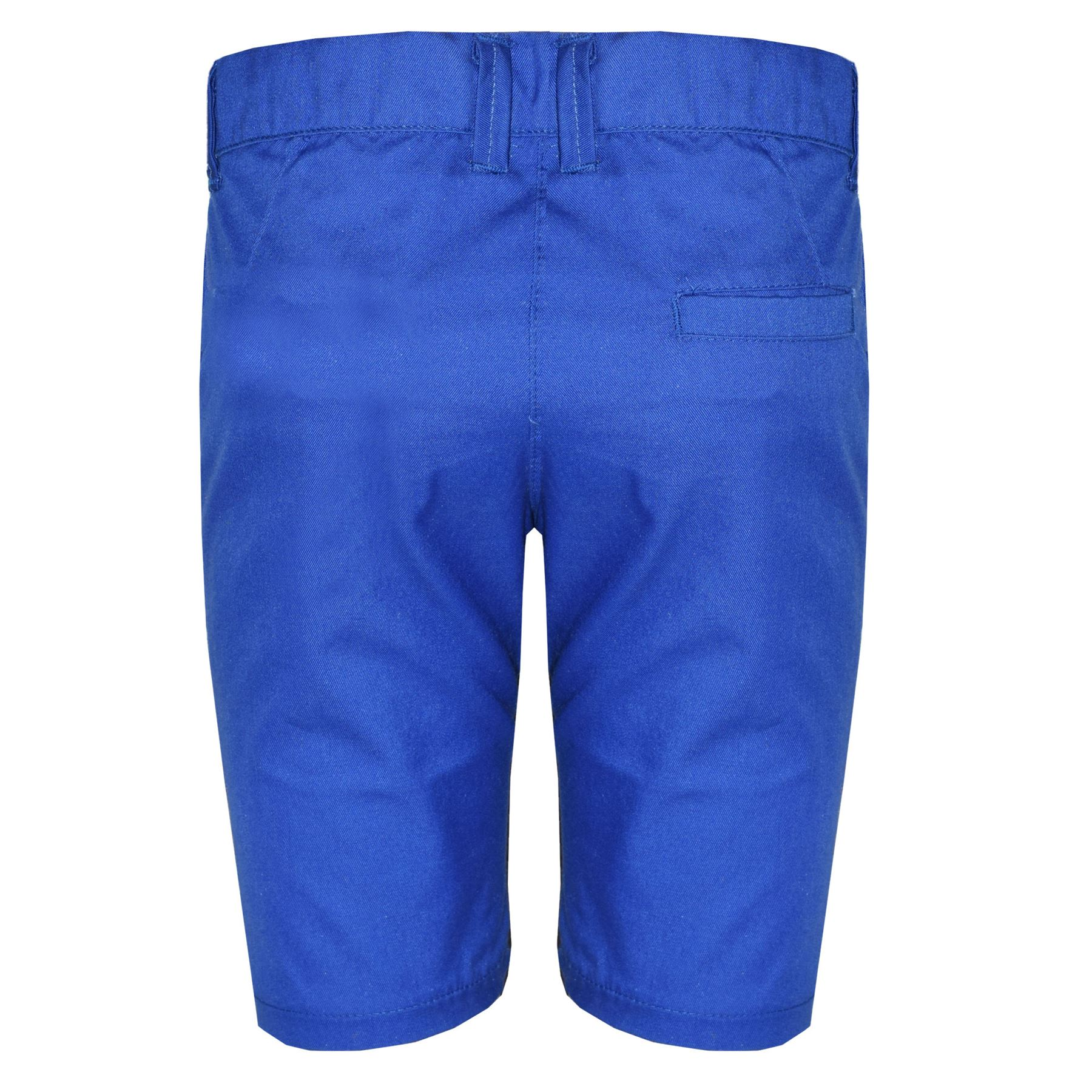 Boys-Shorts-Kids-Chino-Shorts-Summer-Knee-Length-Half-Pant-New-Age-3-16-Years thumbnail 17