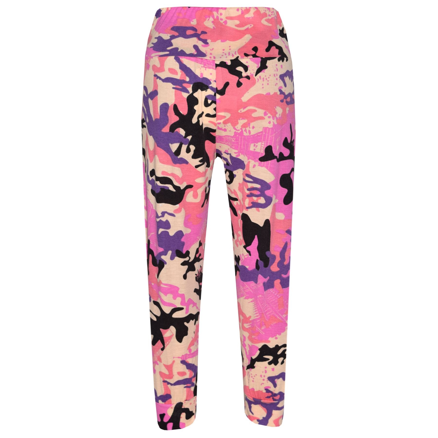 Kids-ali-baba-plain-color-modern-style-trousers-2-13-years thumbnail 7