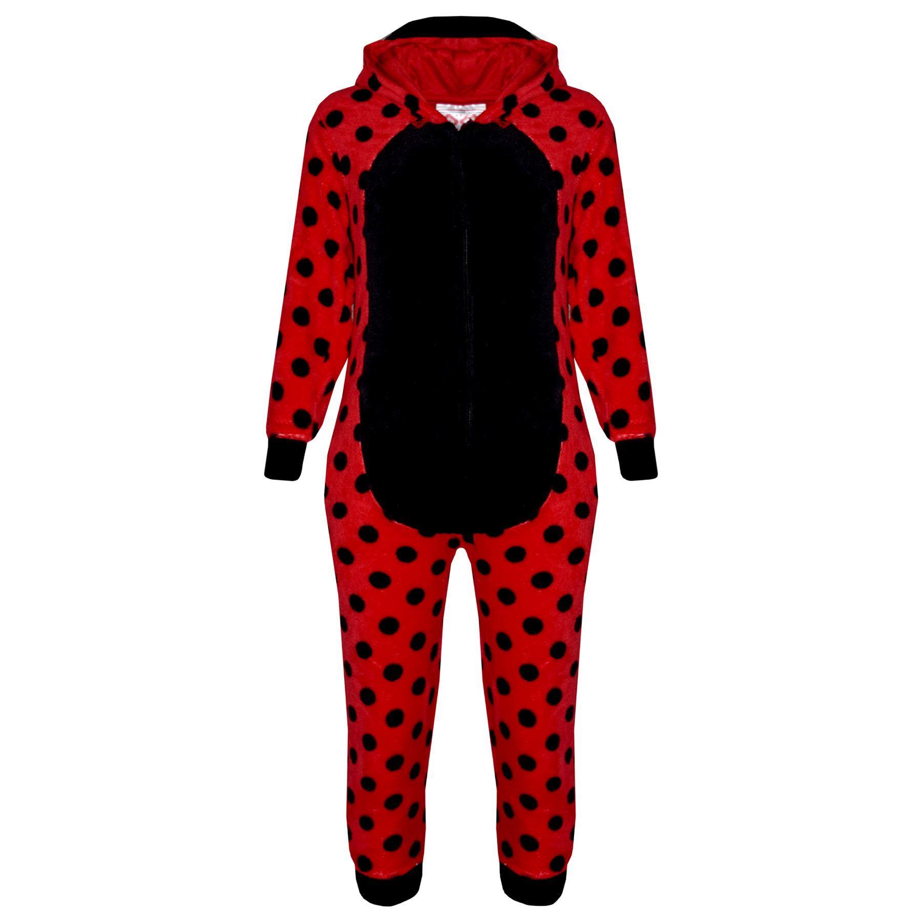 Kids-Girls-Boys-Soft-Fluffy-Animal-Monkey-A2Z-Onesie-One-Piece-Halloween-Costume miniatuur 27