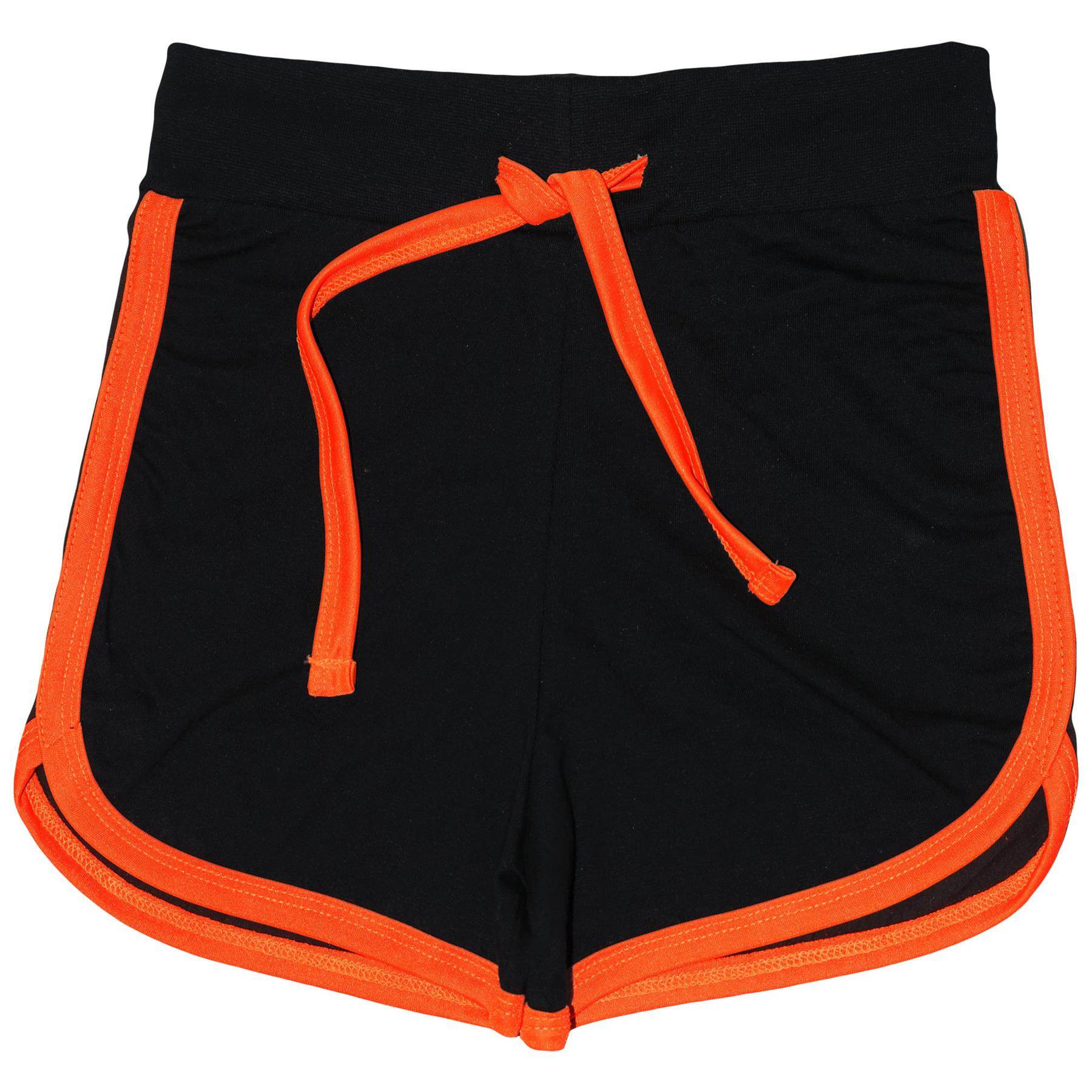 Kids-Girls-Shorts-100-Cotton-Dance-Gym-Sports-Summer-Hot-Short-Pants-2-13-Years Indexbild 9