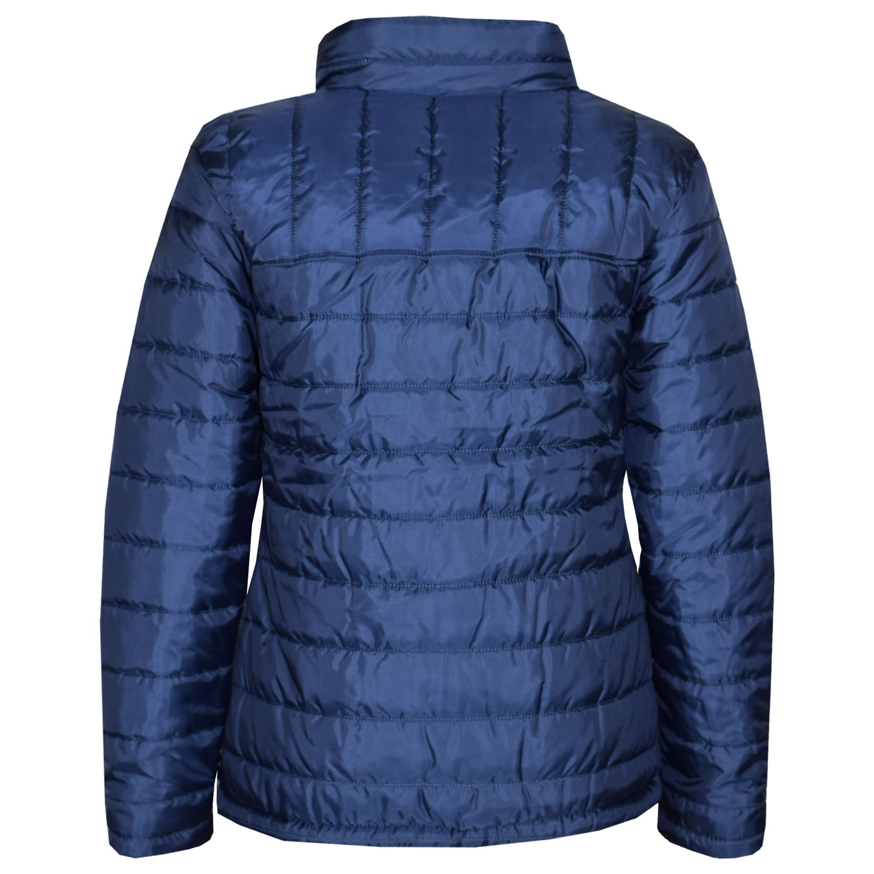 A2Z 4 Kids/® Girls Jacket Kids Stylish Padded Puffer Bubble Hooded Zipped Quilted Warm Thick Coat Jackets Age 3 4 5 6 7 8 9 10 11 12 13 Years