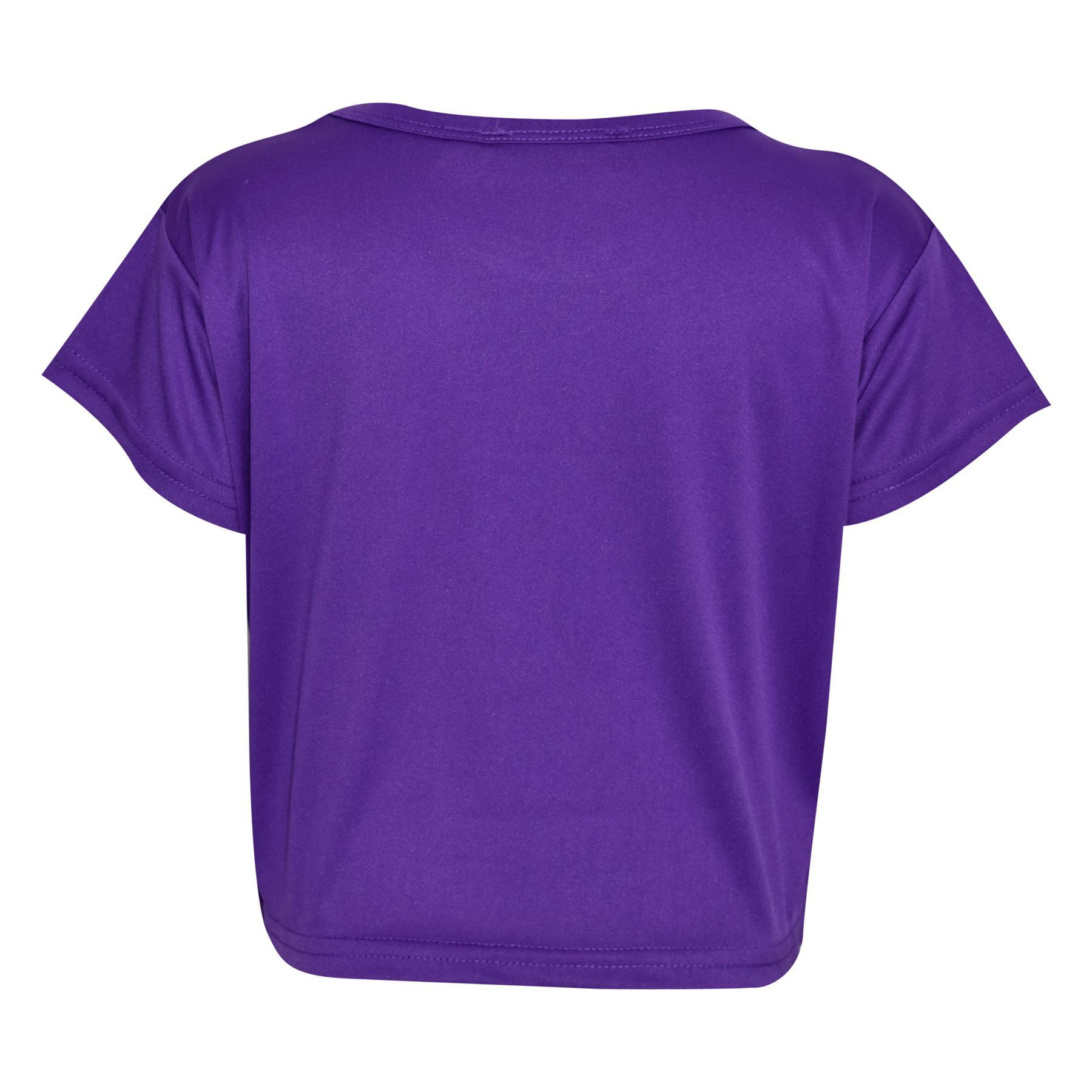 Girls Top Kids Plain Color Stylish Fahsion Trendy T Shirt