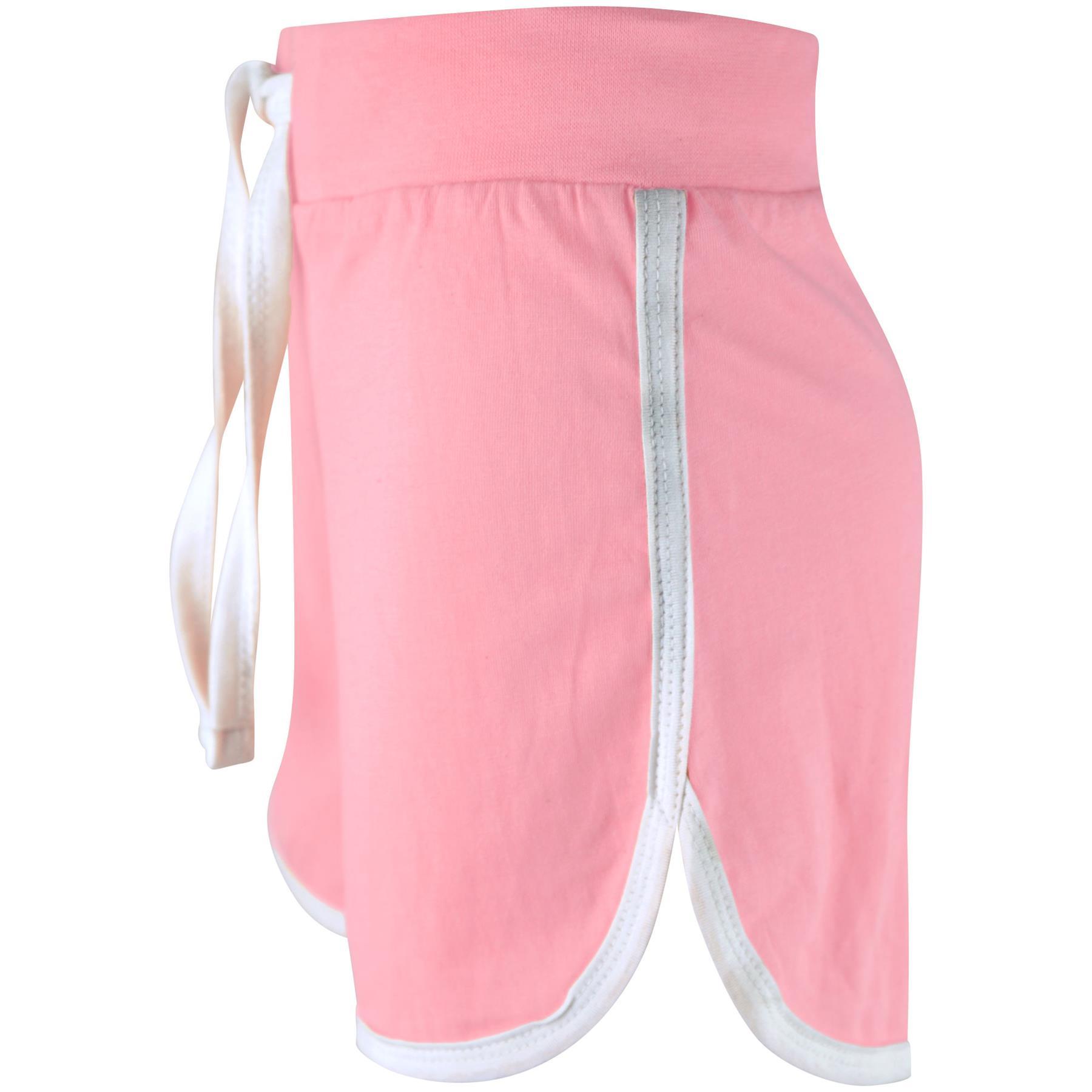 Kids-Girls-Shorts-100-Cotton-Dance-Gym-Sports-Summer-Hot-Short-Pants-2-13-Years Indexbild 4