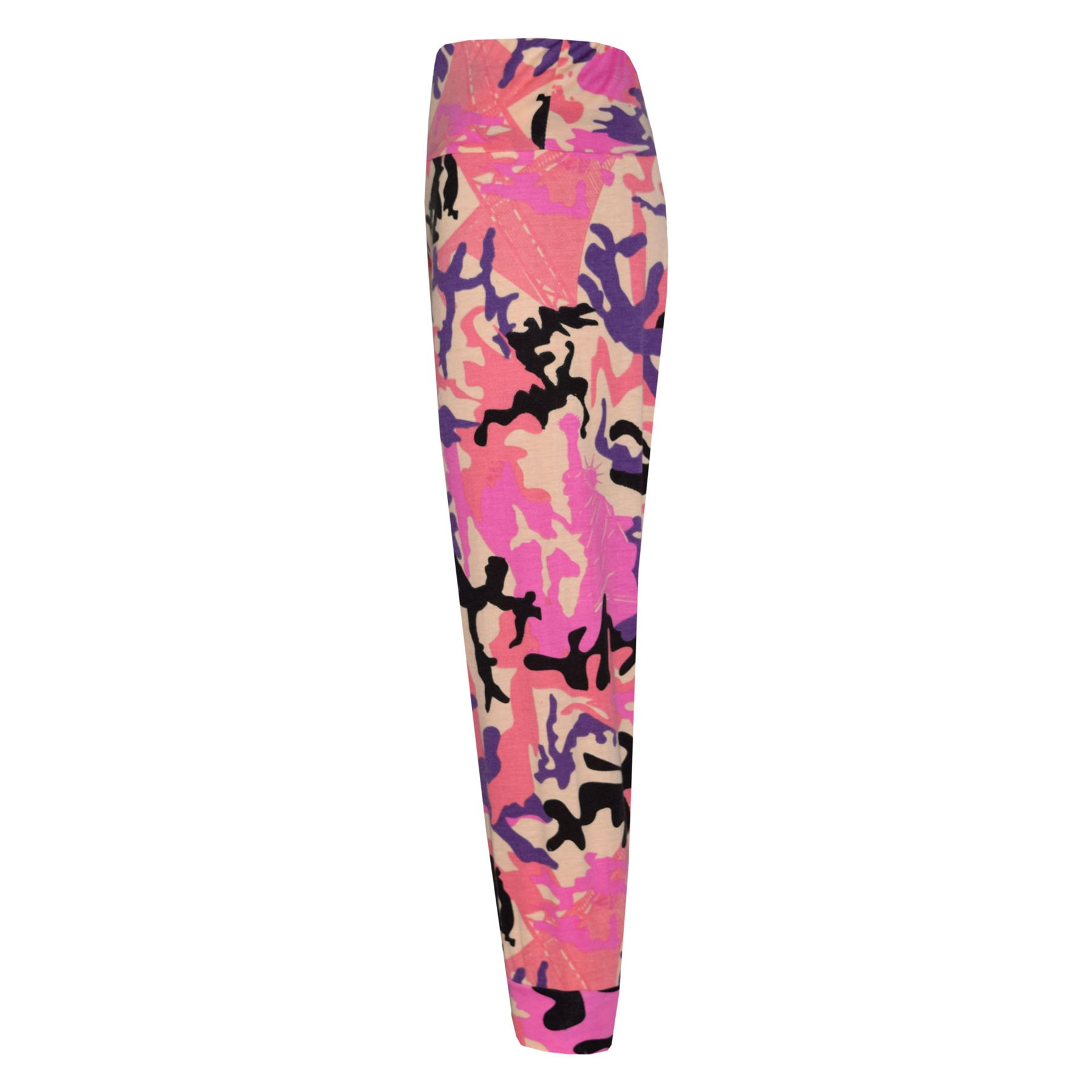 Kids-ali-baba-plain-color-modern-style-trousers-2-13-years thumbnail 8