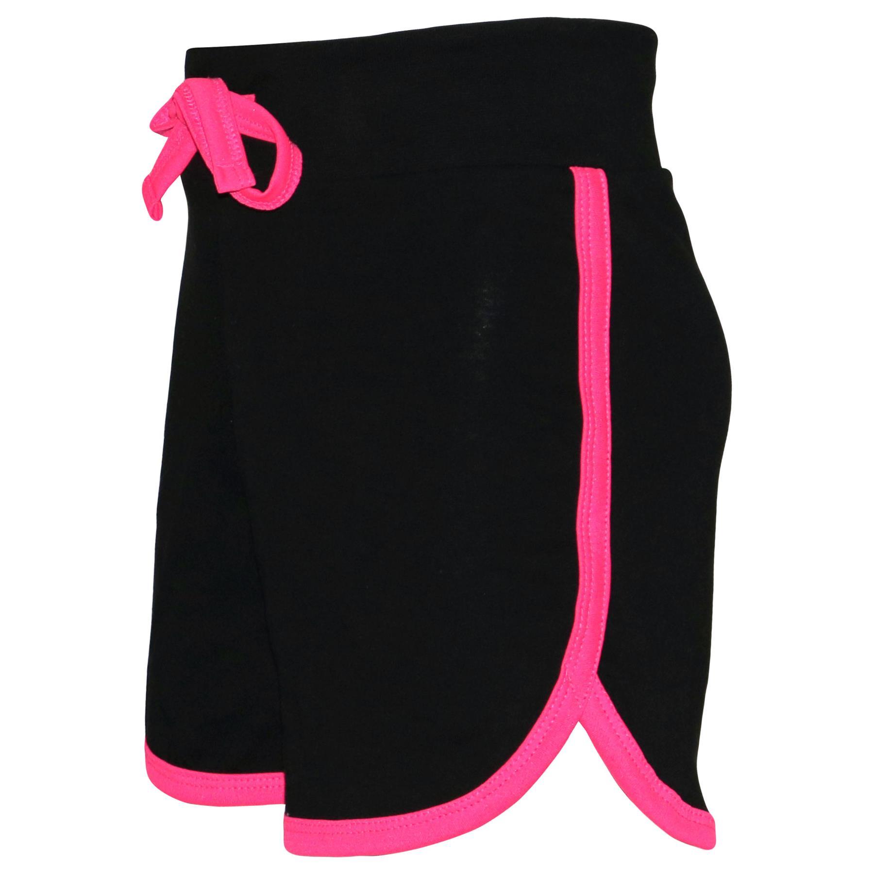 Kids-Girls-Shorts-100-Cotton-Dance-Gym-Sports-Summer-Hot-Short-Pants-2-13-Years Indexbild 13