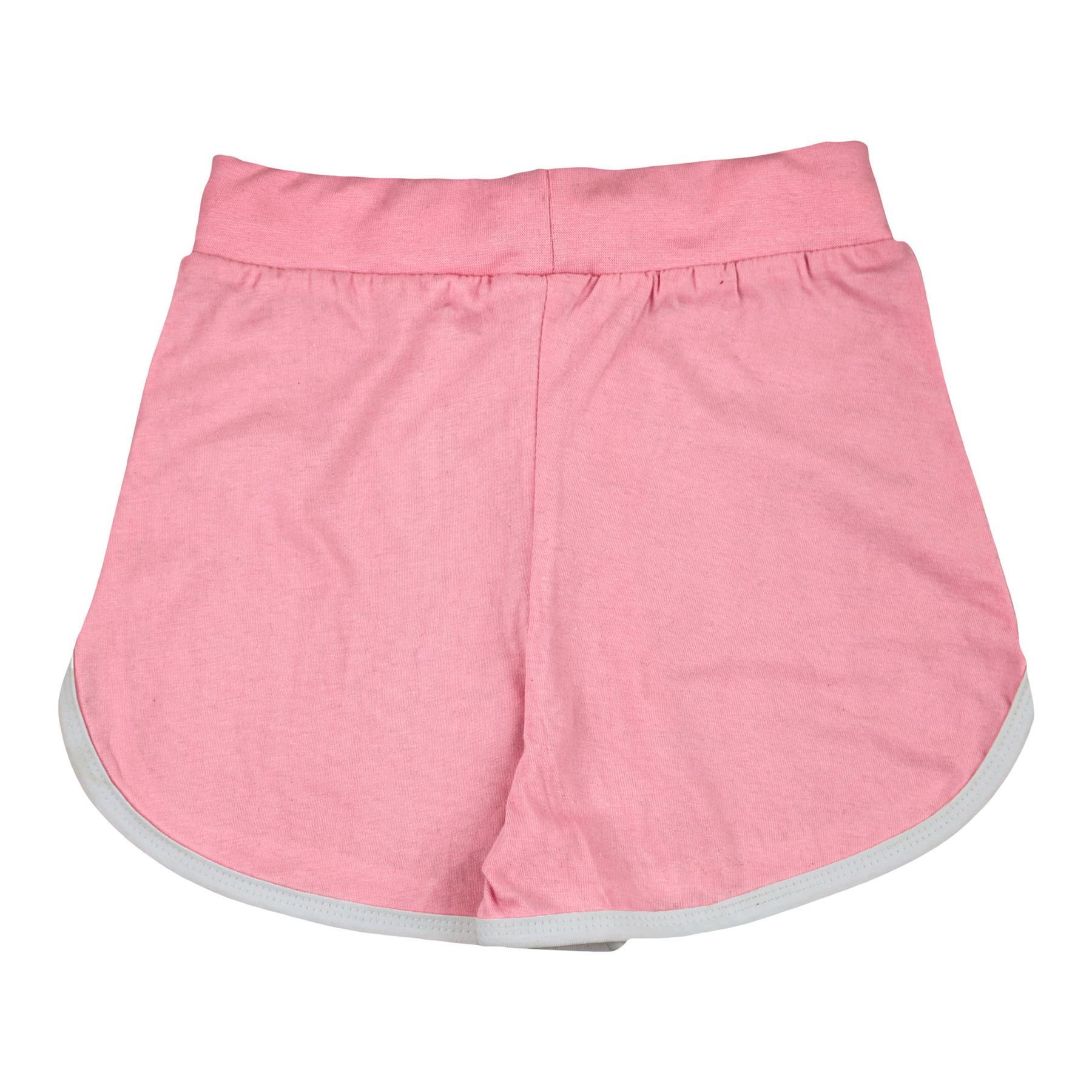 Kids-Girls-Shorts-100-Cotton-Dance-Gym-Sports-Summer-Hot-Short-Pants-2-13-Years Indexbild 3