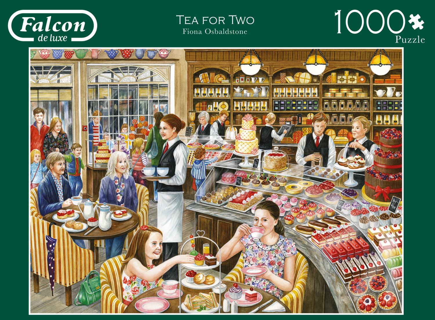 Jumbo-Games-Premium-Child-Adult-Jigsaw-Puzzles-Various-Designs-And-Pieces thumbnail 72