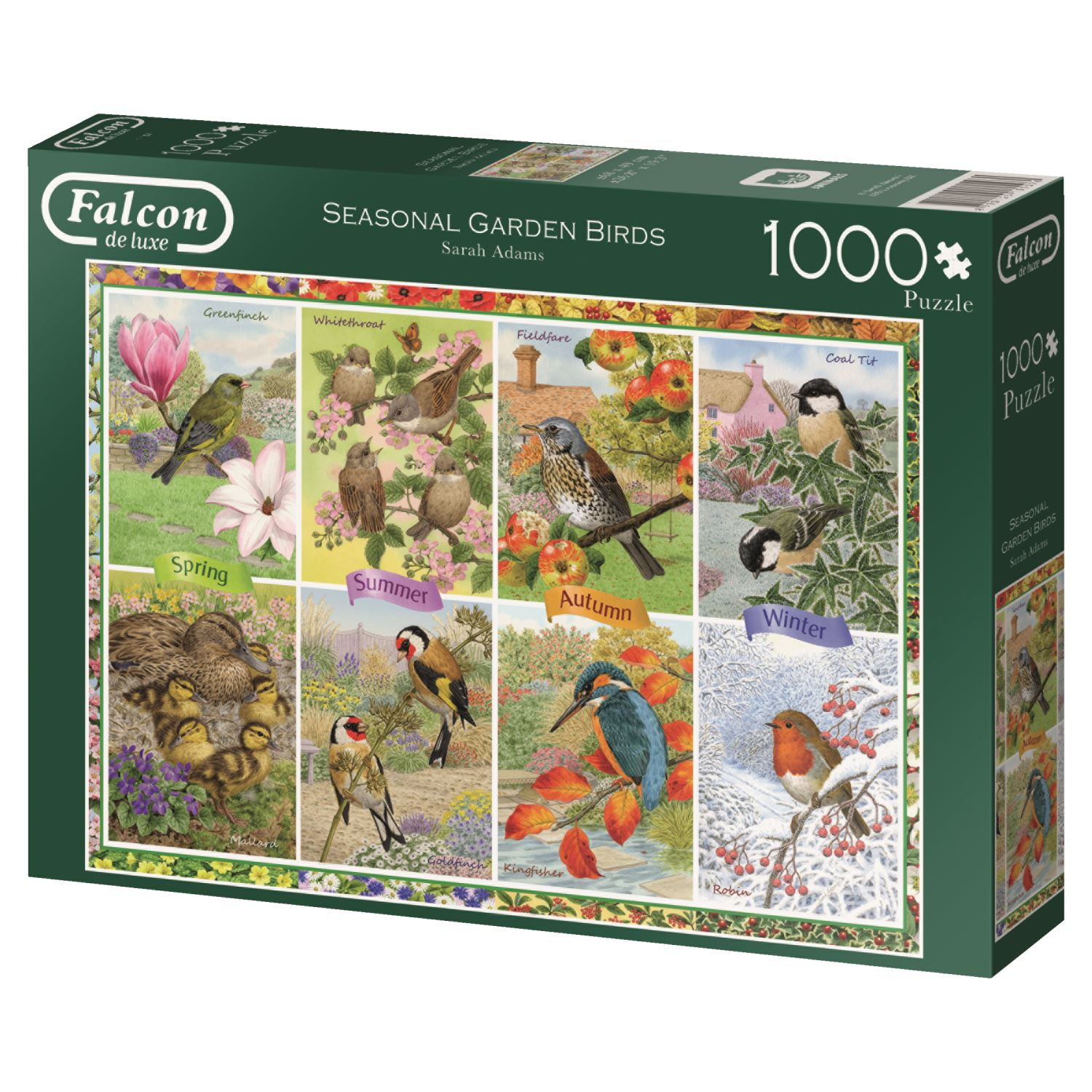 Jumbo-Games-Premium-Child-Adult-Jigsaw-Puzzles-Various-Designs-And-Pieces thumbnail 40