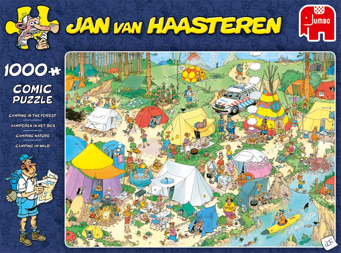 Jumbo-Games-Premium-Child-Adult-Jigsaw-Puzzles-Various-Designs-And-Pieces thumbnail 15