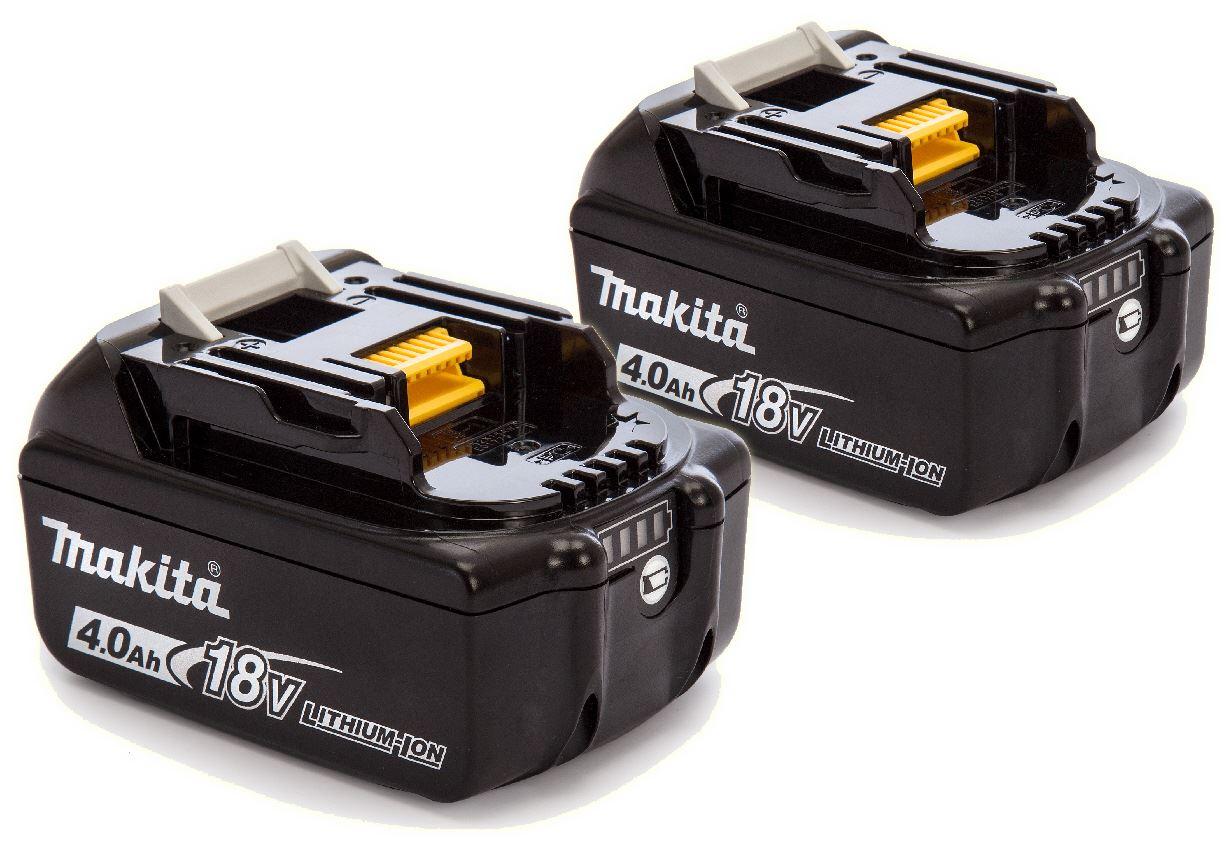 Genuine Makita BL1850B 18 V 5.0Ah Li-ion Battery C//W Charge indicateur de niveau