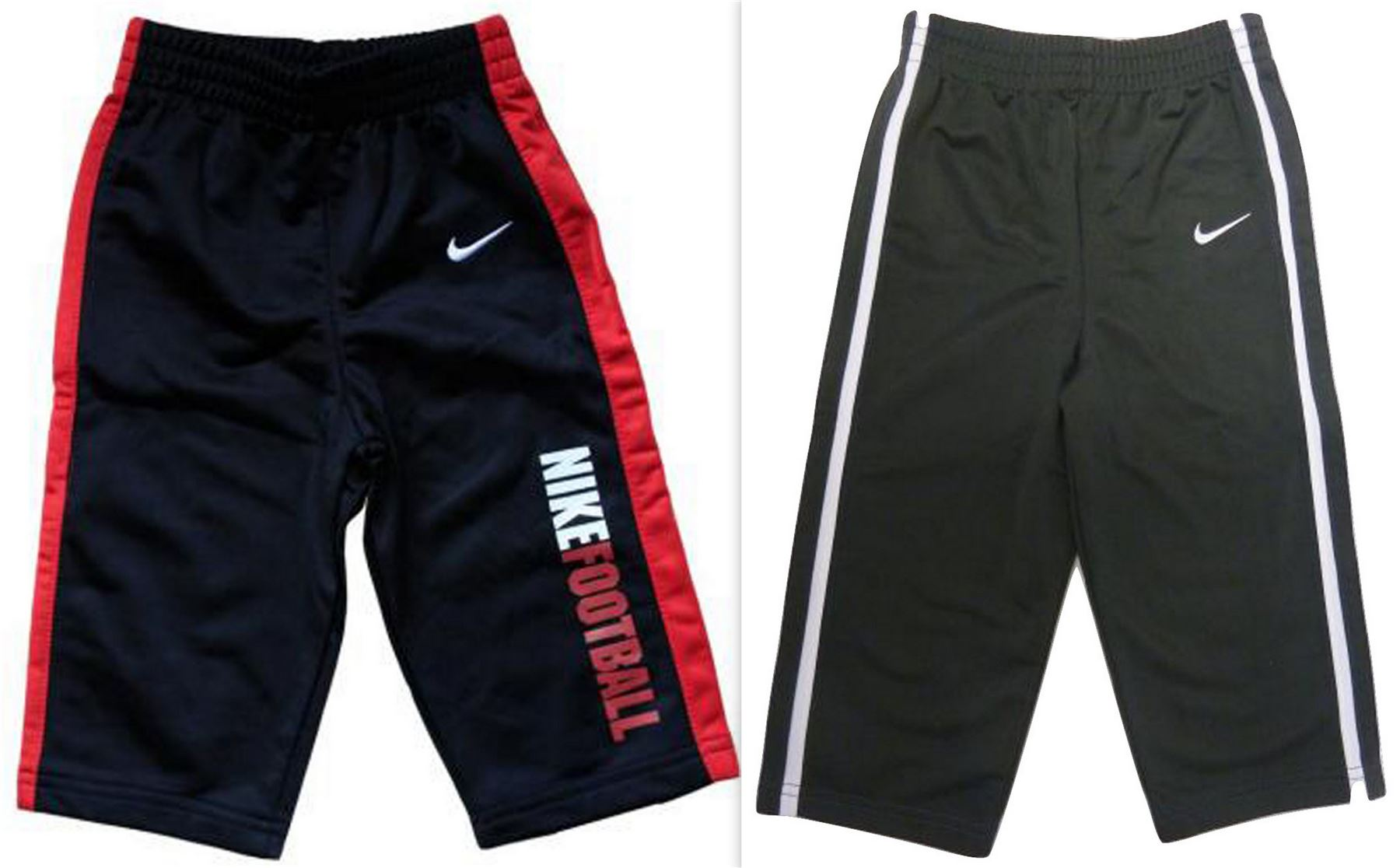 2047a4739db0 Boys Infant Toddler Baby NIKE Polyester Tracksuit Bottoms Jogging Trousers