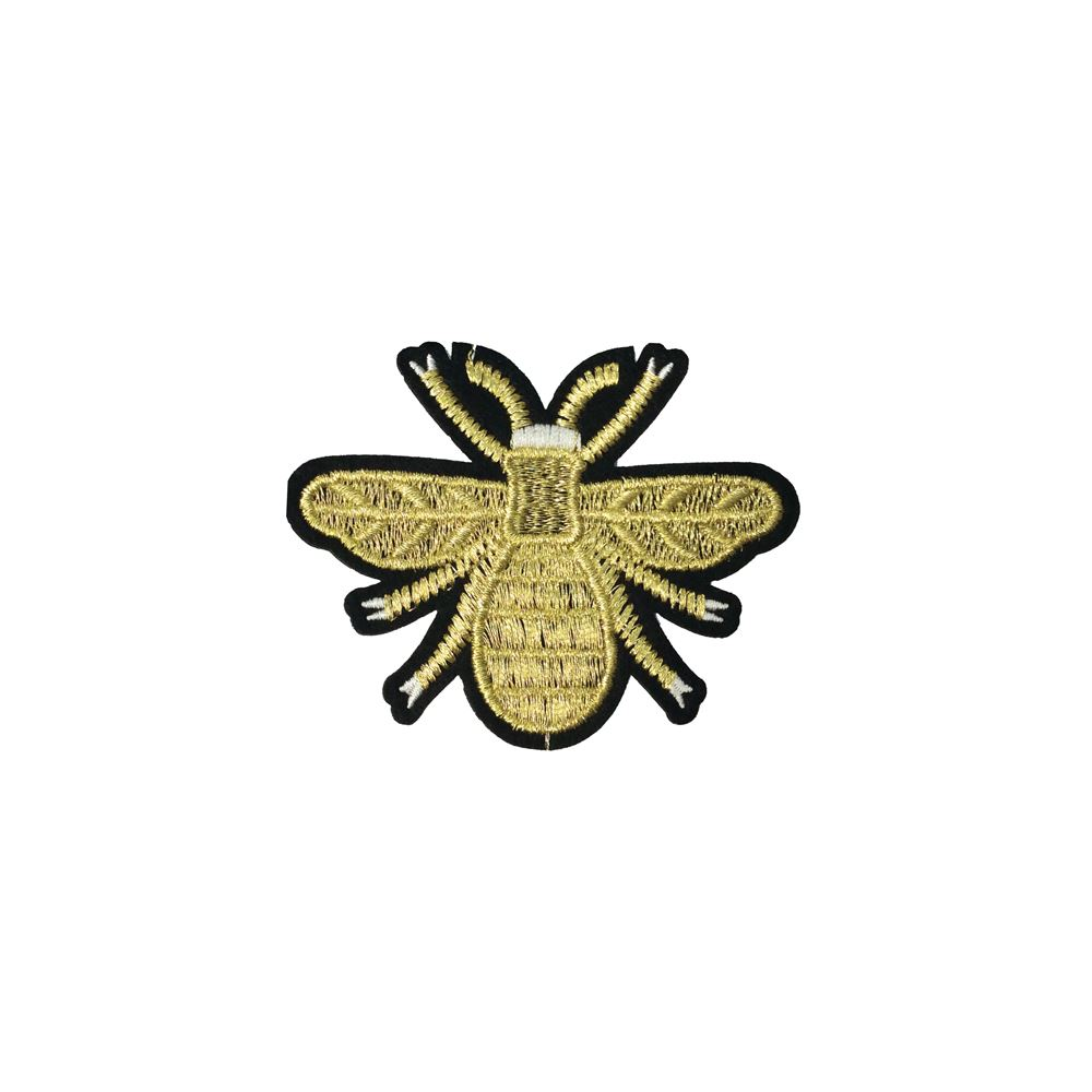 Wasps Embroidered Patch Badge Iron on or Sew On