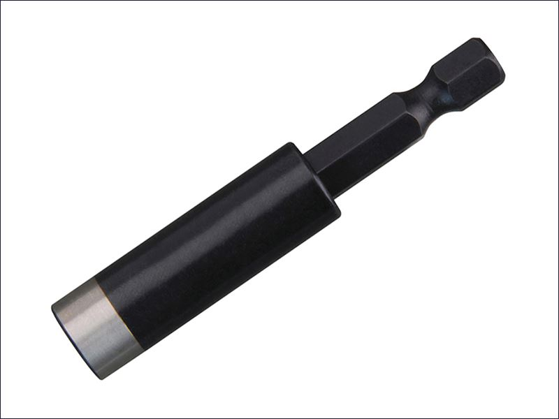 Milwaukee 4932430478 60mm 1//4in Shockwave Magnetic Bit Holder