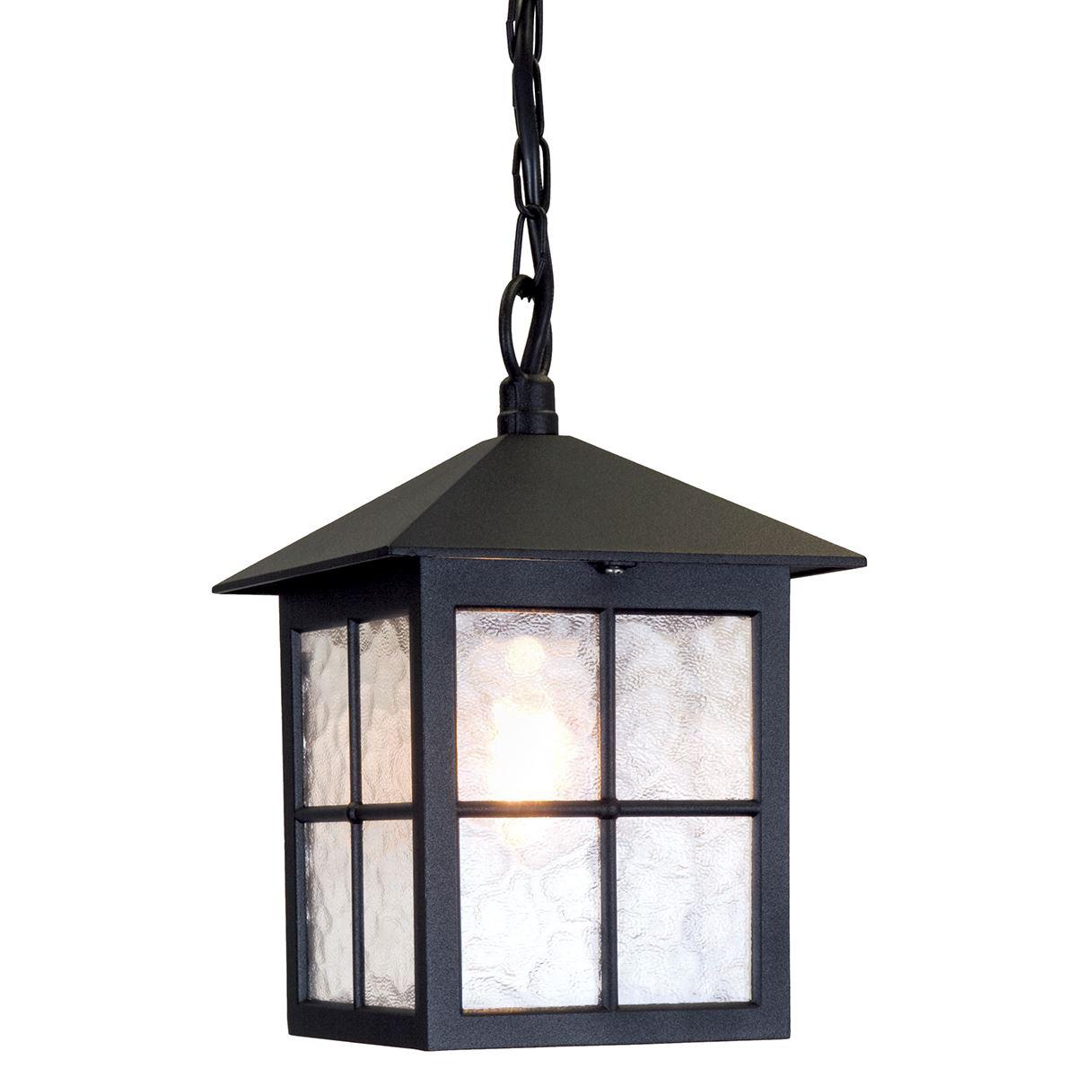 Elstead Lighting Winchester 1 Light Chain Lantern 5024005214700 Ebay