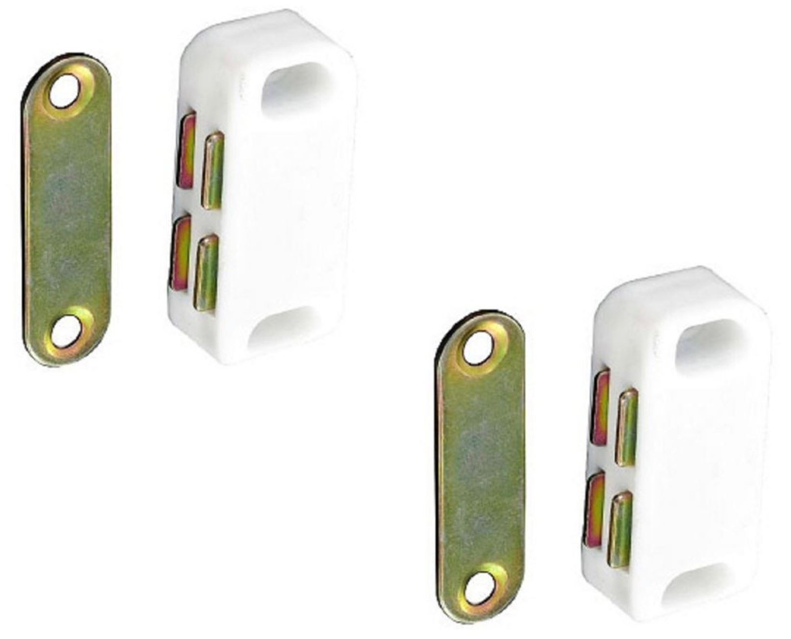 shape door plastic latch uxcell buy catchers clip closet catch ball cylinder cabinet cupboard magnetic brass dia shop latches