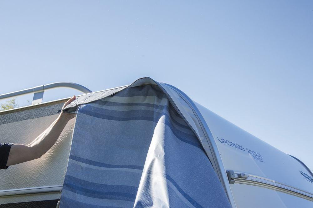 Fiamma Caravanstore 255 Grey Caravan Awning Canopy ...