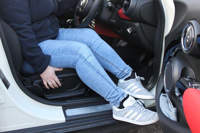 Brookstone Swivel Car Seat Cushion