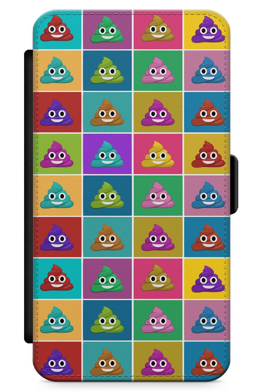 Emoji-Wallet-Flexible-Phone-Case-for-iPhone-Emojis-Funny-Emoticon-Monkey