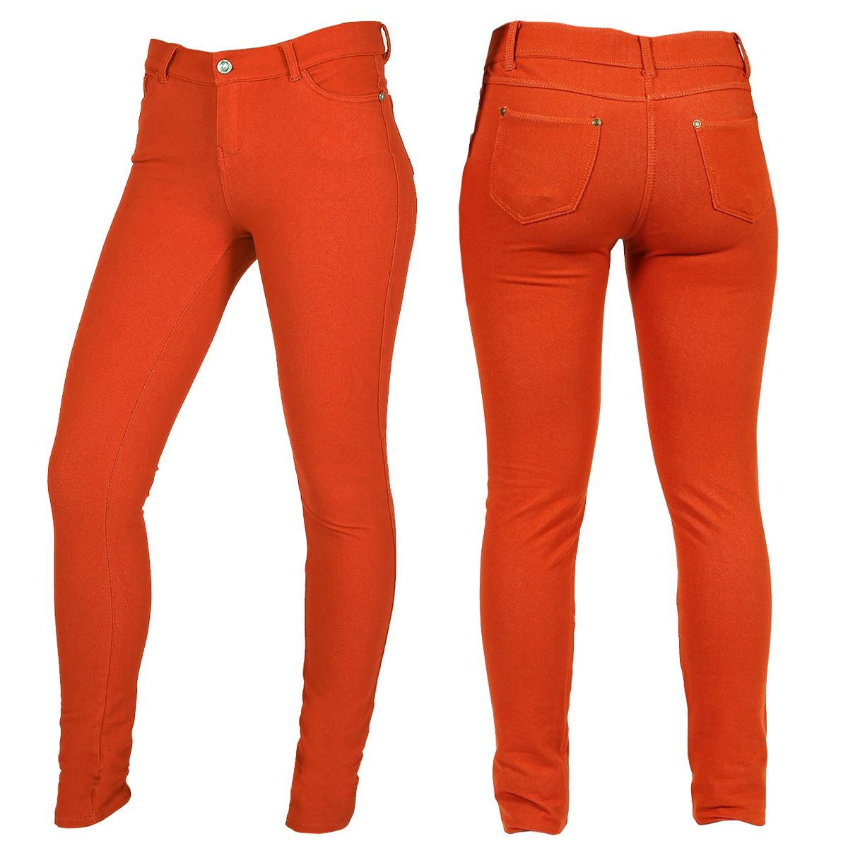 Womens-Ladies-NEW-Skinny-Stretch-Jeggings-Pents-Girls- - Womens Ladies NEW Skinny Stretch Jeggings Pents Girls Jeans