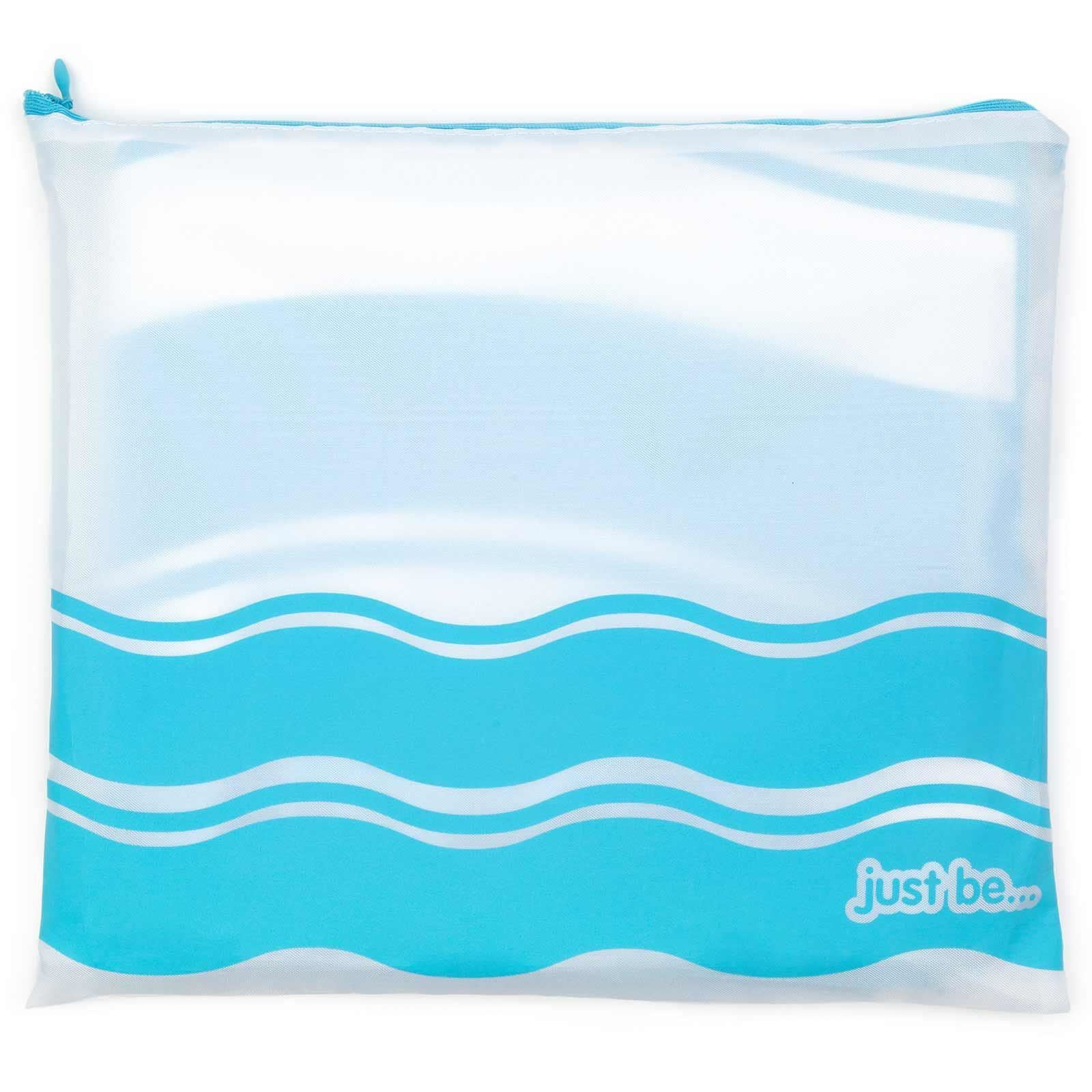 thumbnail 18 - Compact Large Quick Dry Microfibre Beach Towel with Travel Bag Camping Yoga Swim
