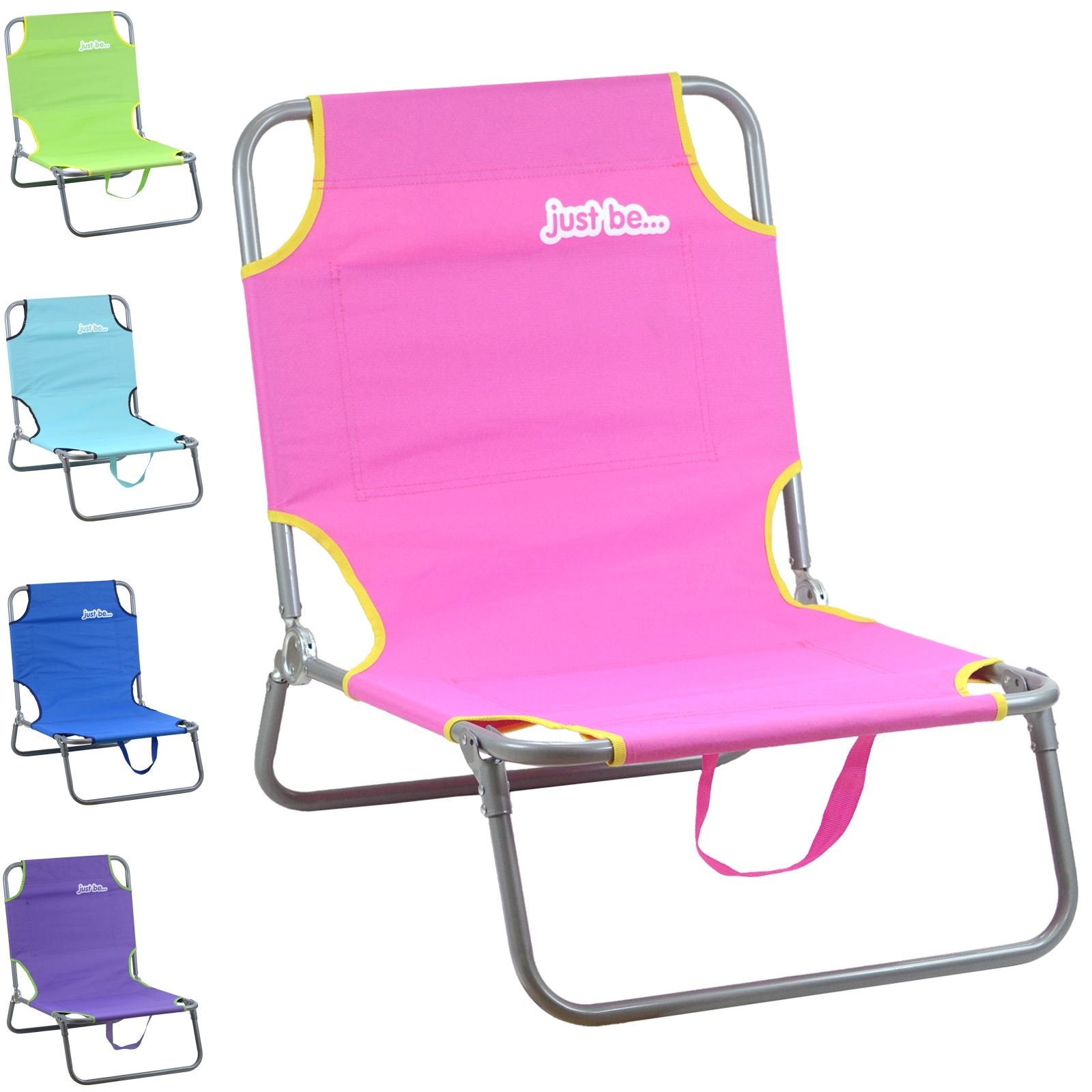 Outdoor Beach Garden Chair Side Tray For Drink Portable Folding Camping Picnic