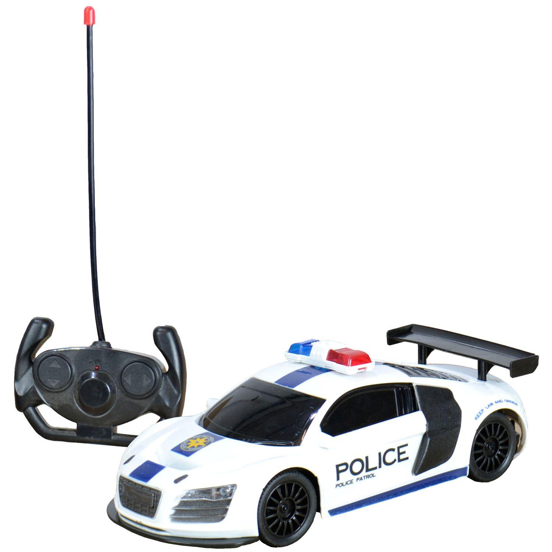 Rc Radio Remote Control Police Car Audi Bugatti Lamborghini Ebay