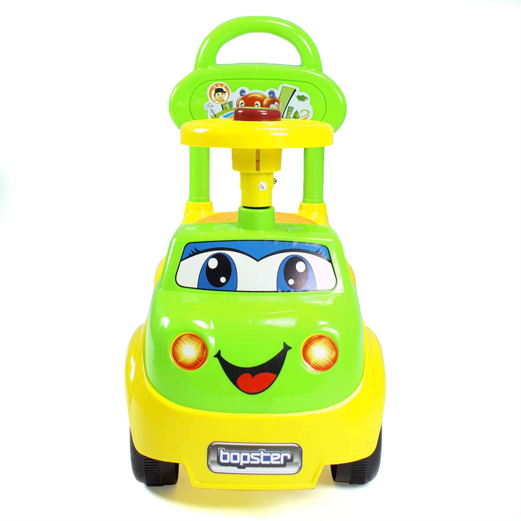 Ride On Toys : Baby toddlers ride on push along car truck childrens kids