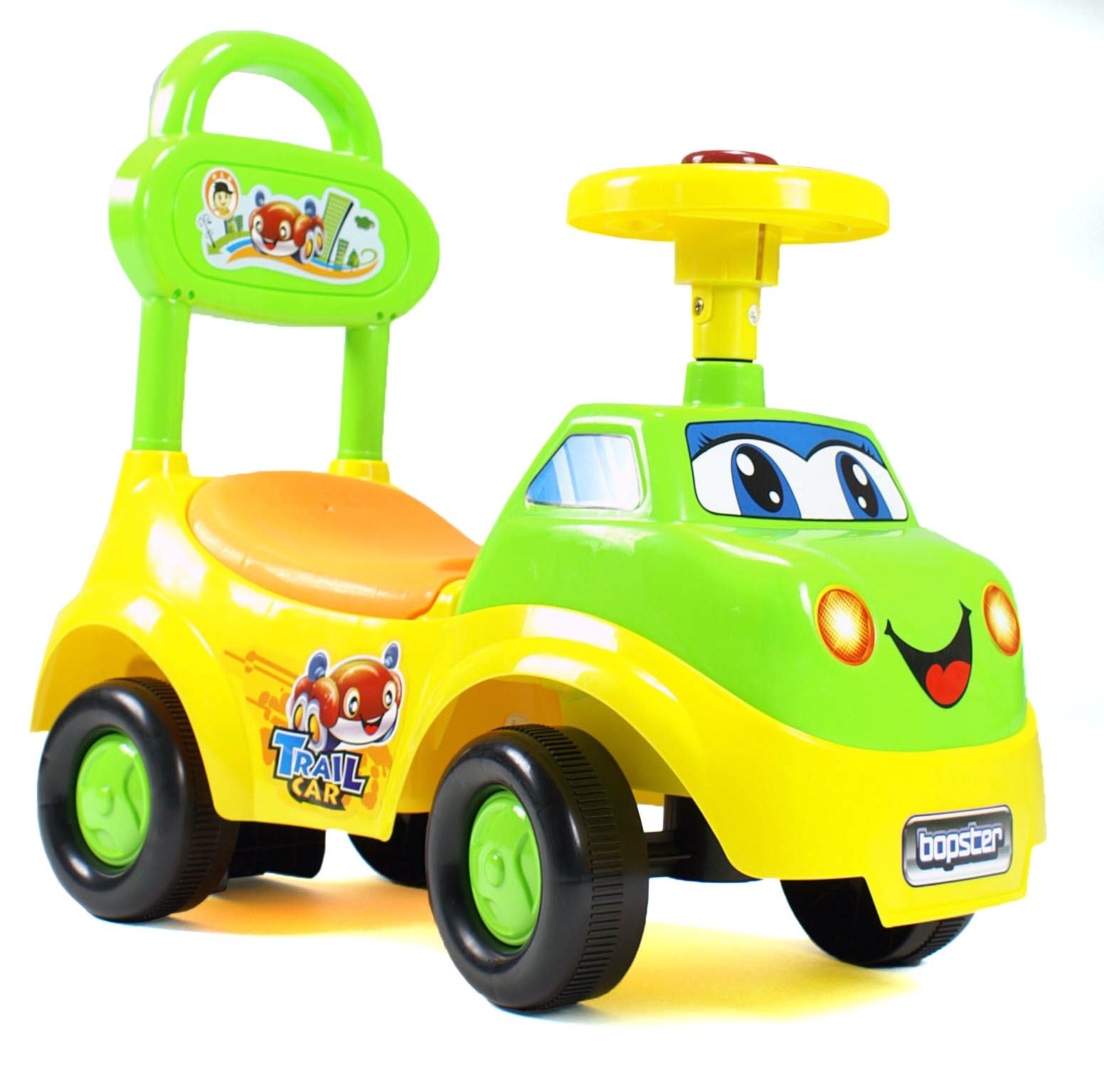Toddler Toys Cars : Baby toddlers ride on push along car truck childrens kids